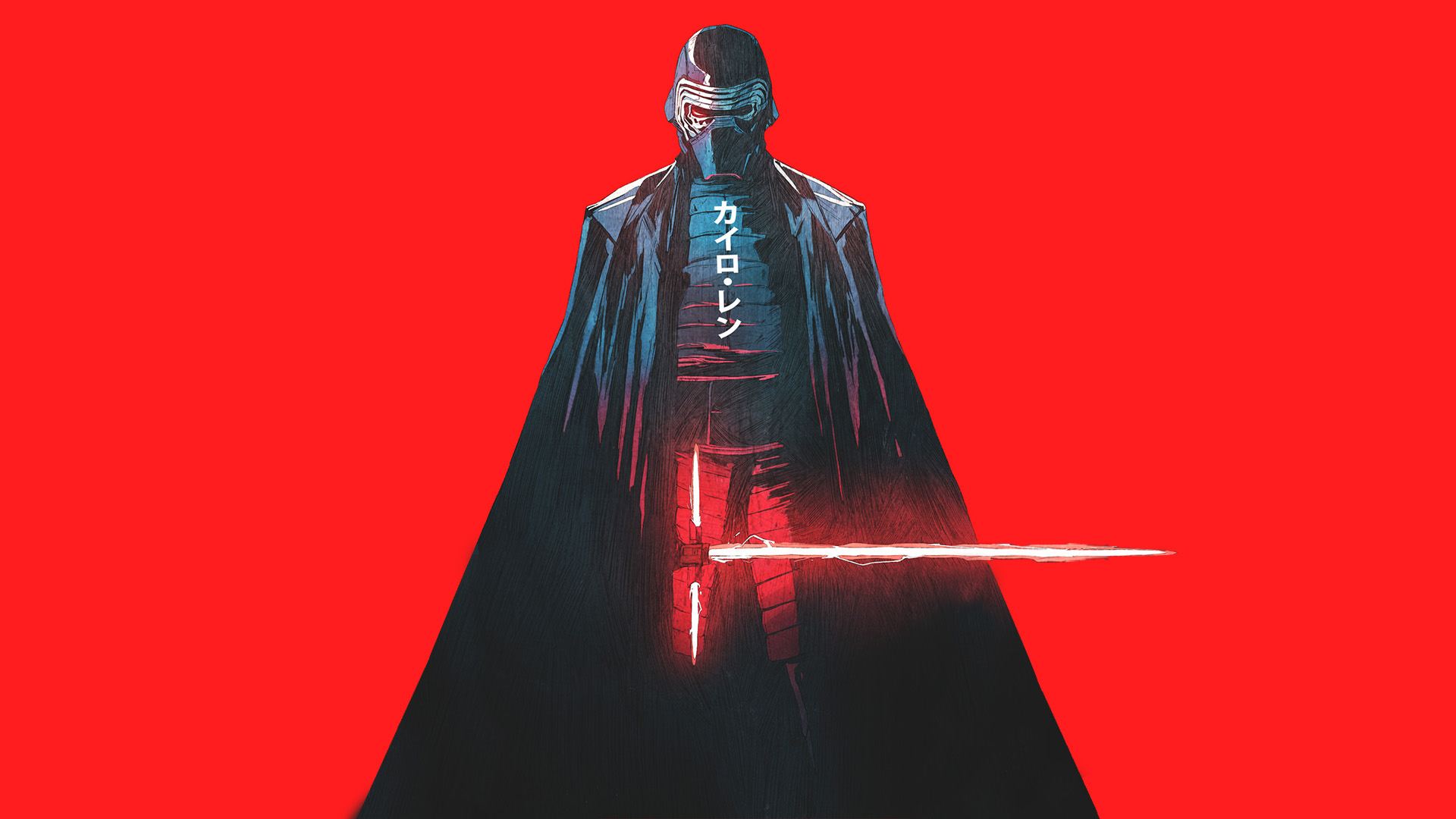 Kylo Ren Star Wars Artwork, HD Movies, 4k Wallpapers