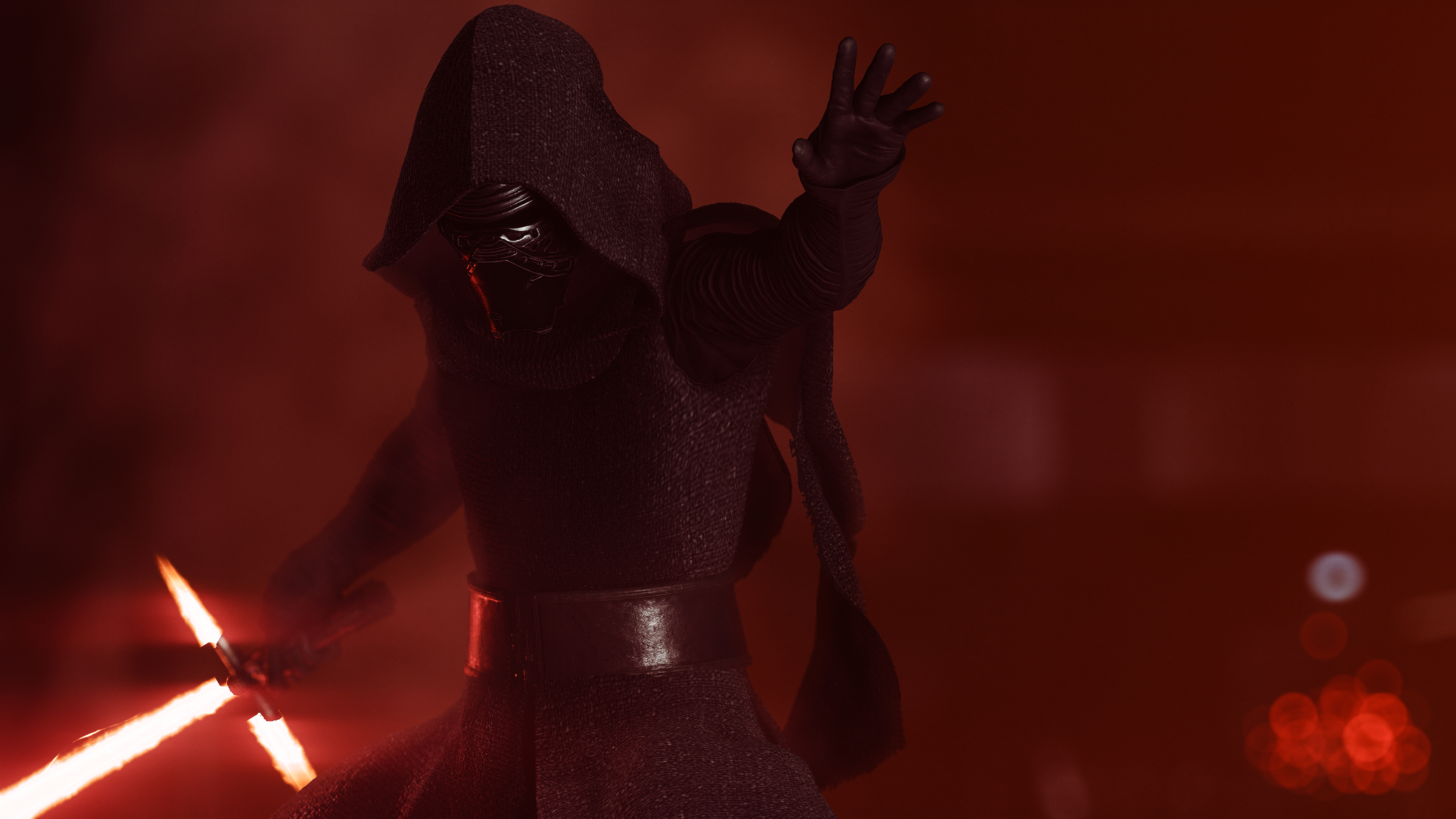 Kylo Ren Star Wars Battlefront 2 4k Hd Games 4k Wallpapers