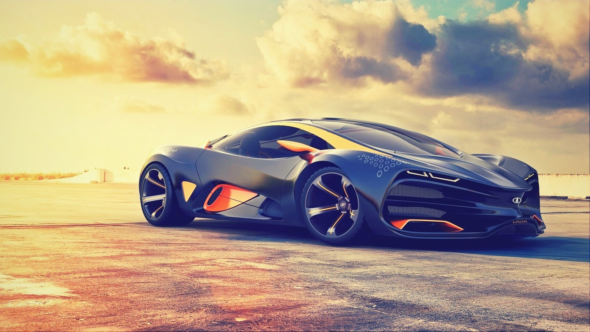 Lada Raven Concept Car Hd, HD Cars, 4k Wallpapers, Images