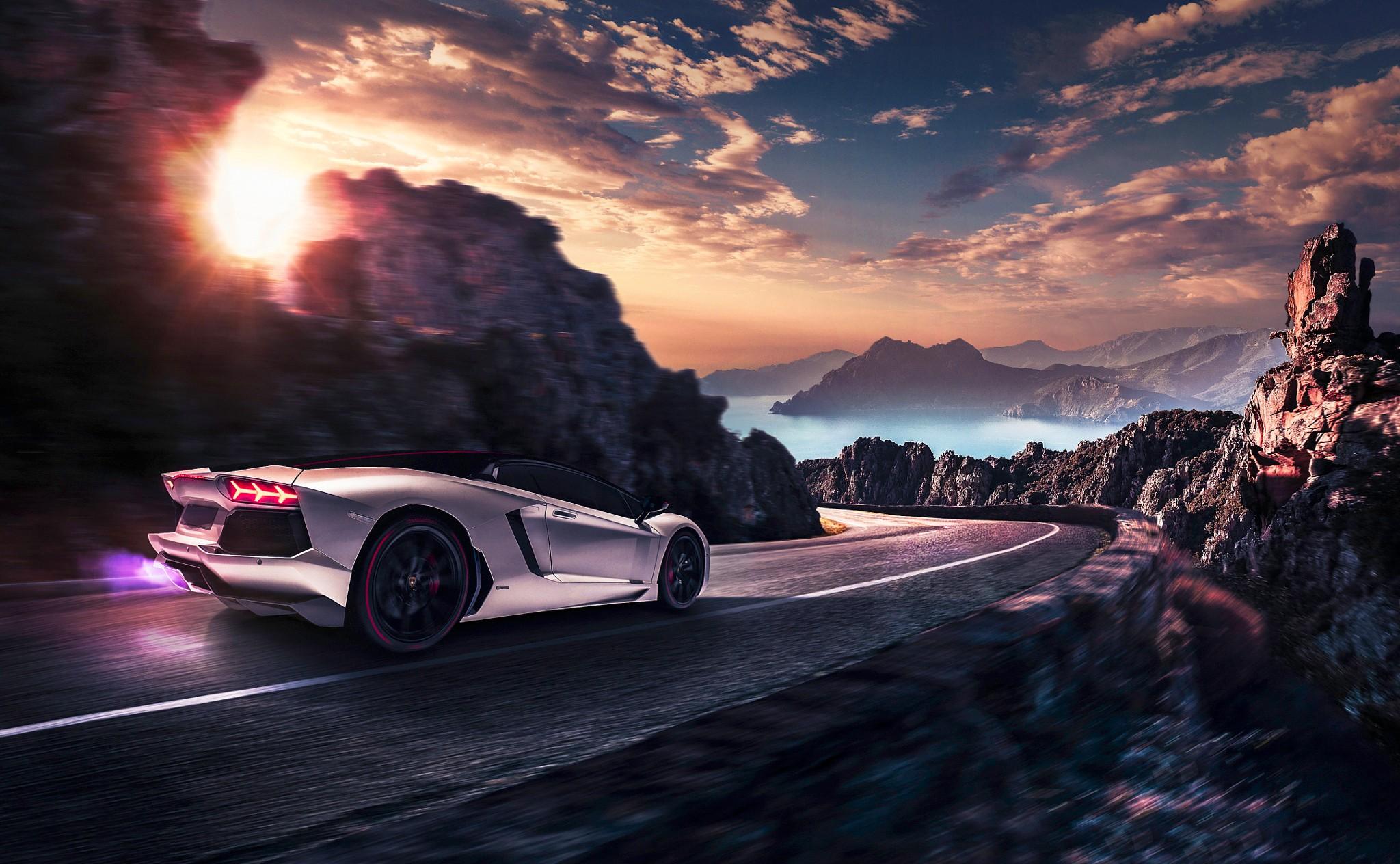 Lamborghini Artwork, HD Cars, 4k Wallpapers, Images ...