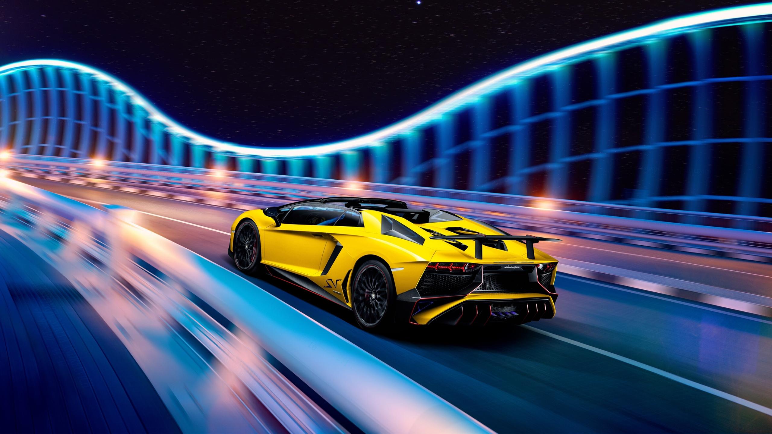 Lamborghini Aventador 2016 HD Cars 4k Wallpapers Images