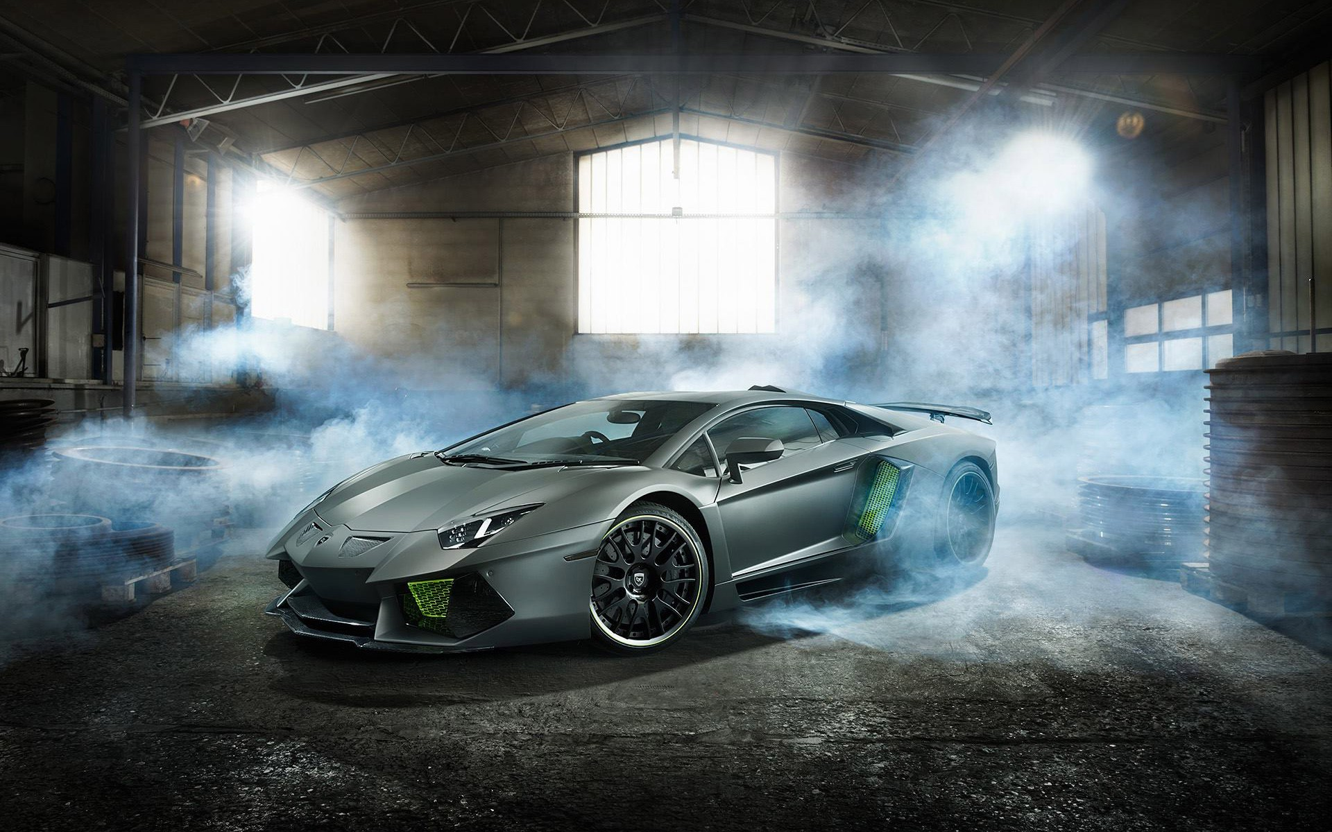 Lamborghini Aventador Green 4k Hd Cars 4k Wallpapers: 2048x1152 Lamborghini Aventador Desktop HD 2048x1152