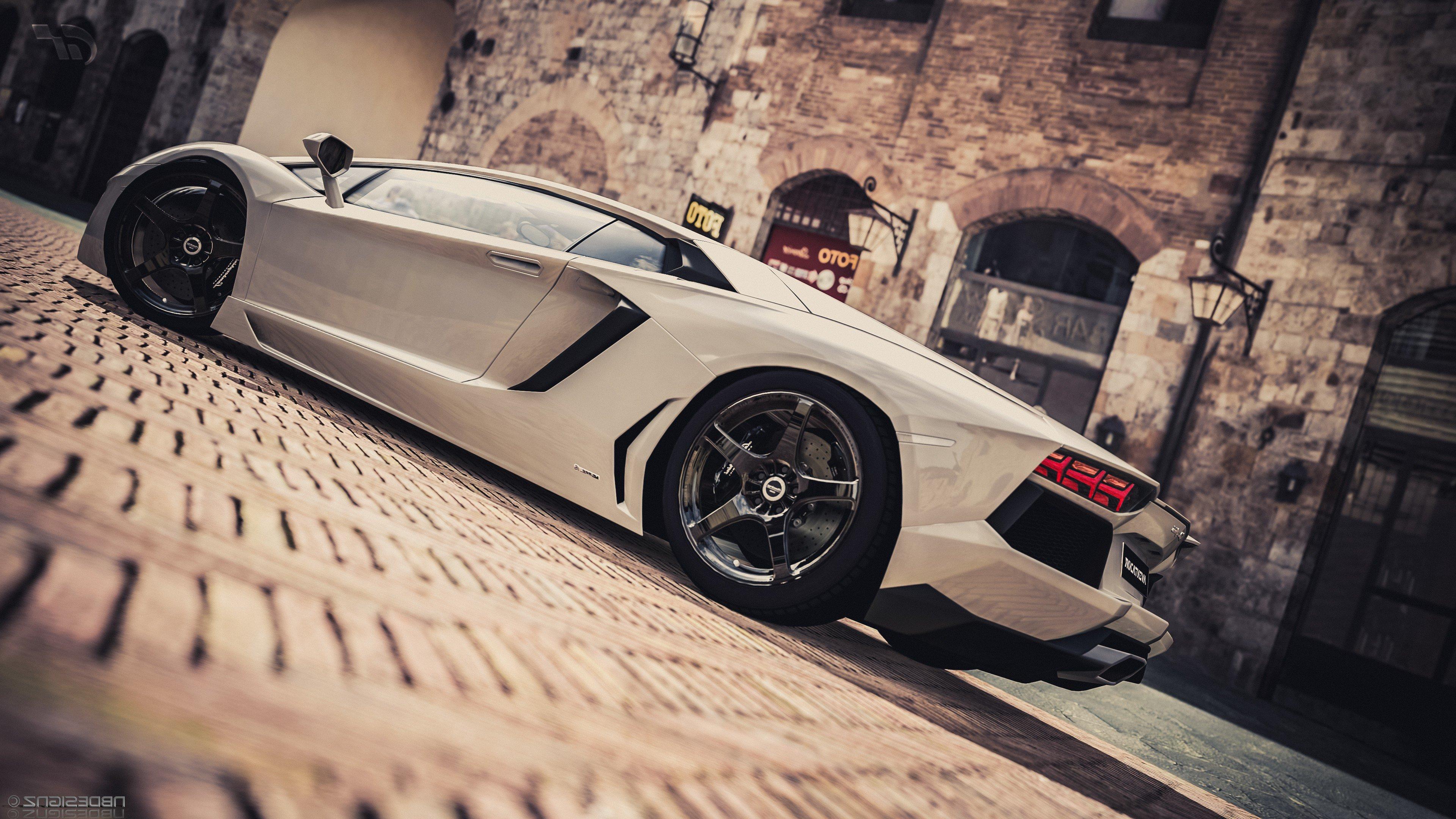 Lamborghini Aventador Car 4k Hd Desktop Wallpaper For 4k: Lamborghini Aventador Desktop, HD Cars, 4k Wallpapers