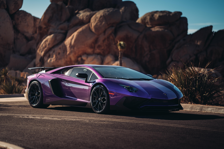 Great Lamborghini Aventador LP 750 SV