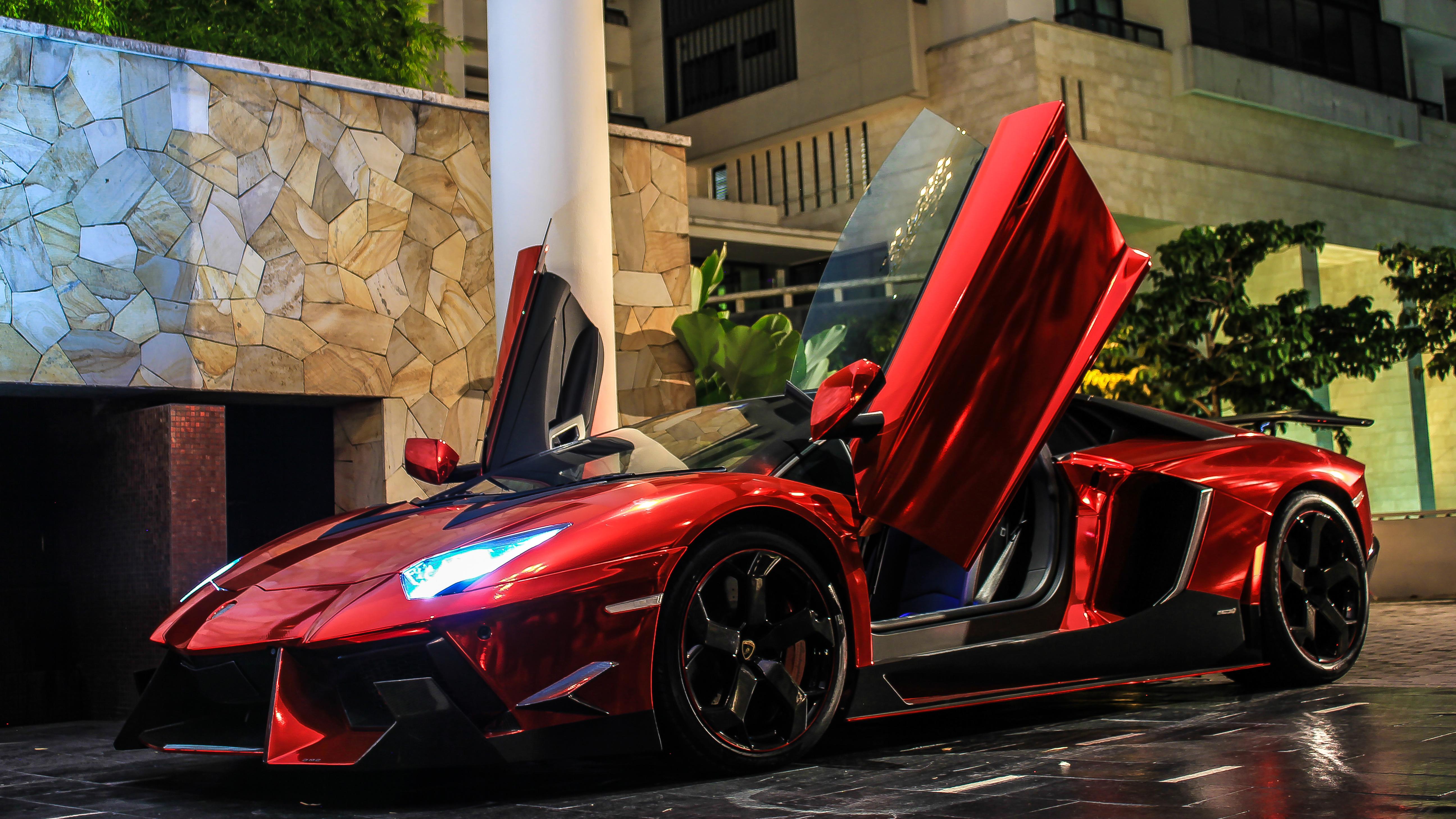Lamborghini Aventador Car 4k Hd Desktop Wallpaper For 4k: Lamborghini Aventador LP 900 SV, HD Cars, 4k Wallpapers