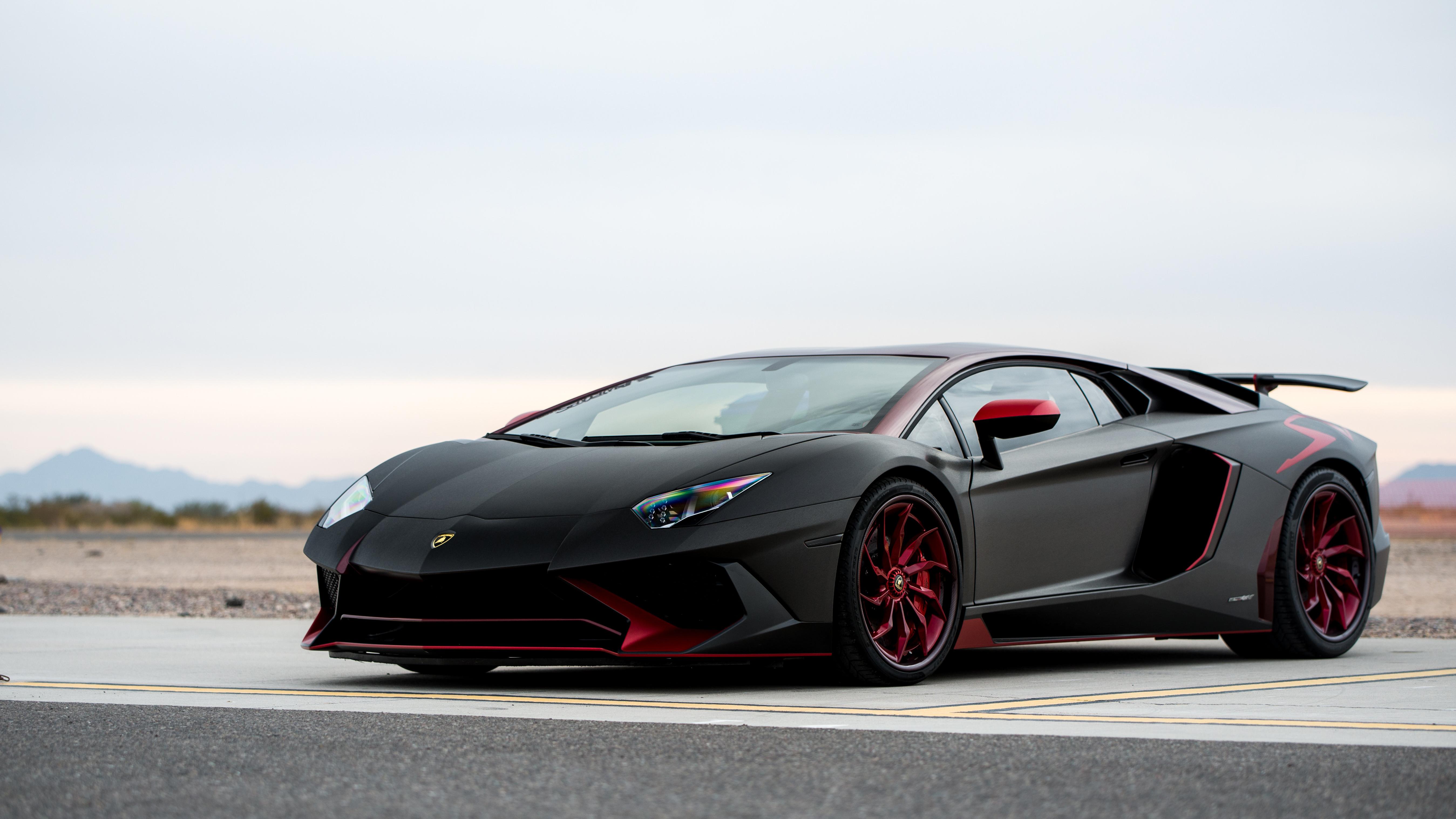 Lamborghini Aventador SV 4k, HD Cars, 4k Wallpapers