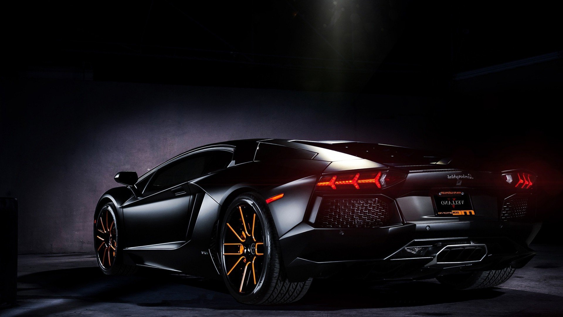 1920x1080 Lamborghini Black Laptop Full Hd 1080p Hd 4k Wallpapers