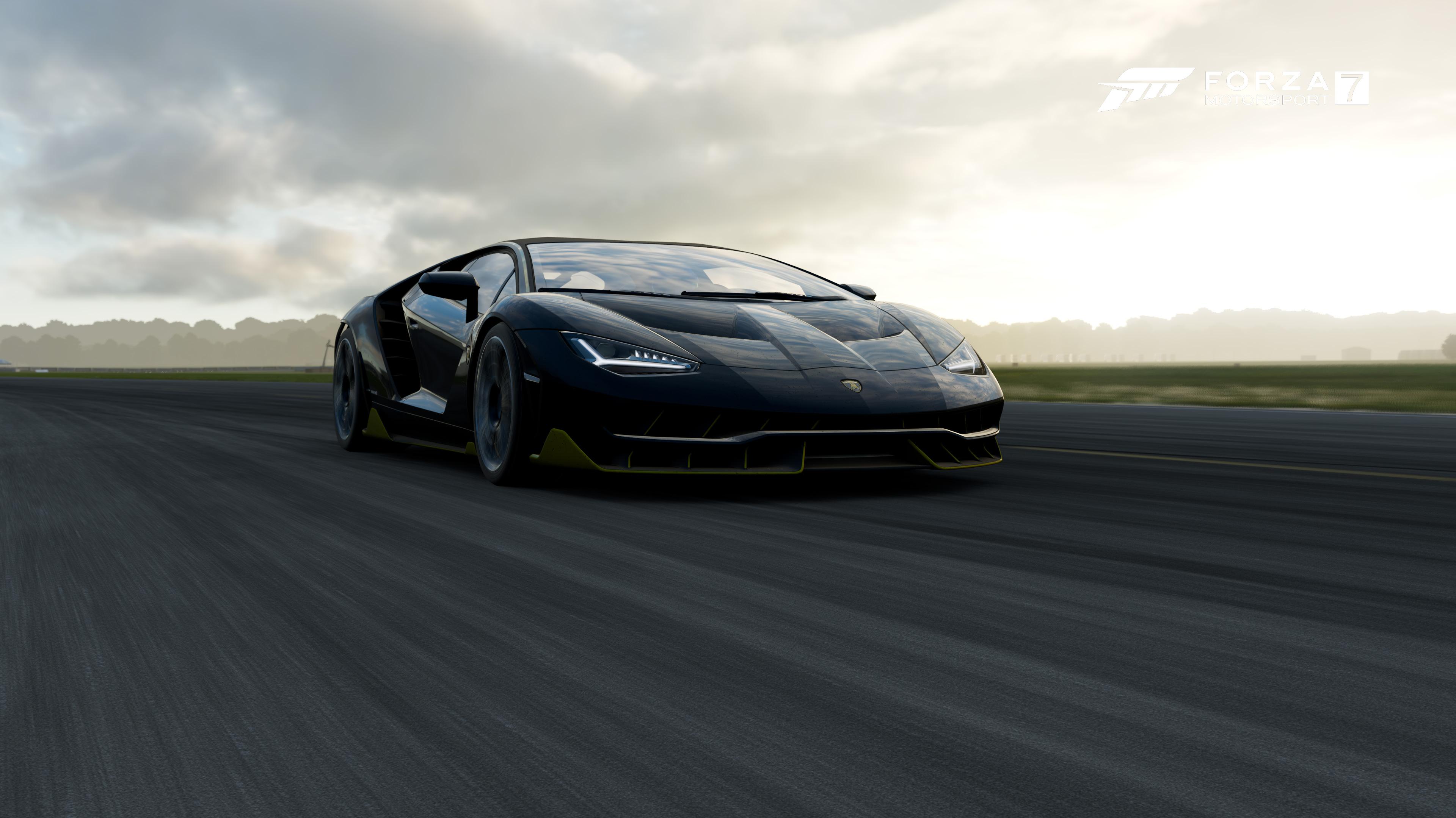 Lamborghini Centenario Forza Motorsport 7 4k Hd Games 4k