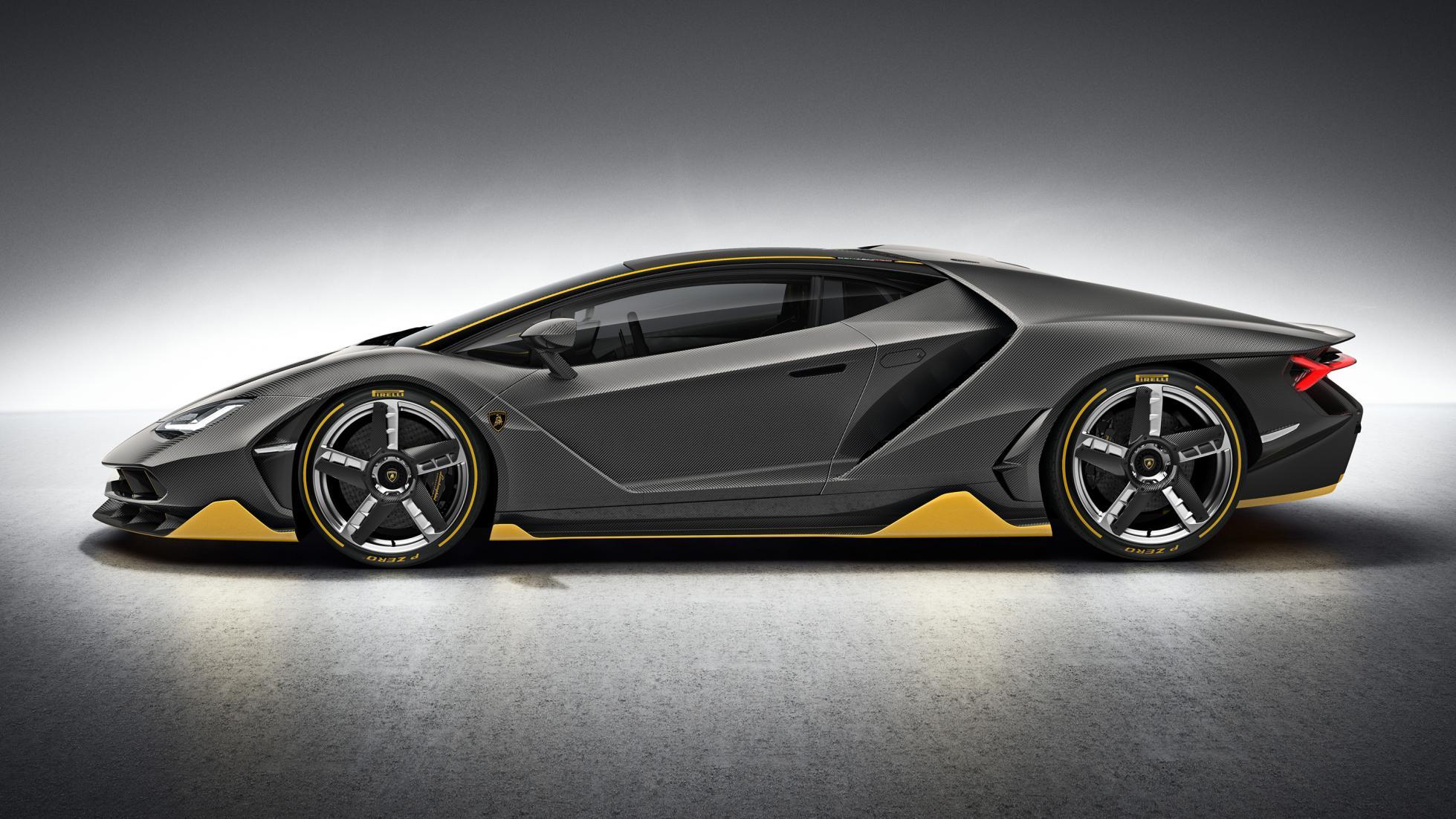 Lamborghini Centenario Side View Hd Cars 4k Wallpapers Images