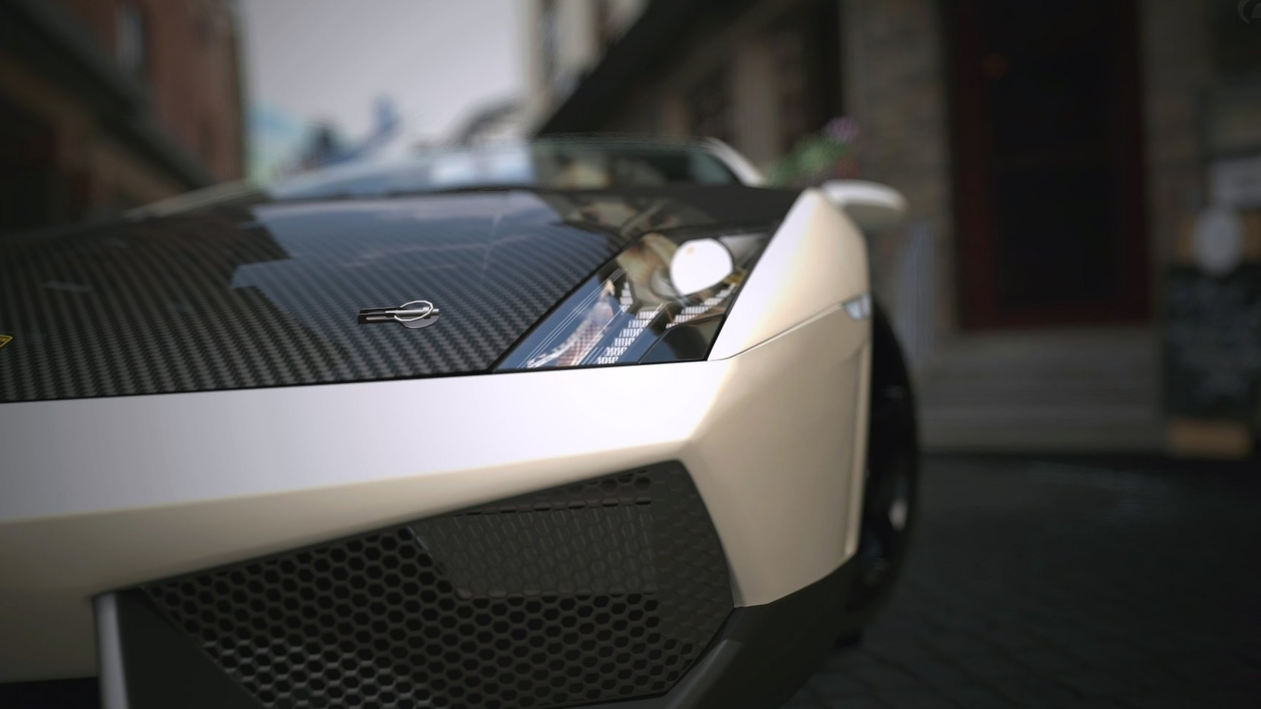 1600x1200 Lamborghini Front View Matte 1600x1200 Resolution Hd 4k