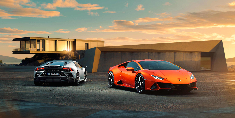 Lamborghini Huracan Evo 10k 2019 Hd Cars 4k Wallpapers