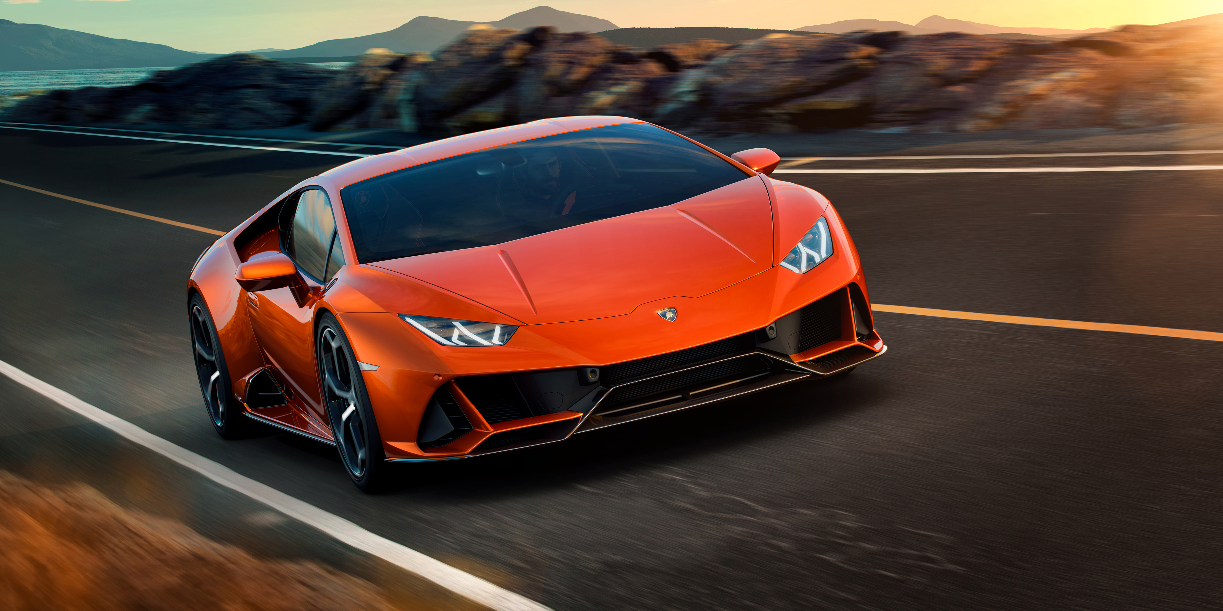Lamborghini Huracan Evo 2019 4k Hd Cars 4k Wallpapers