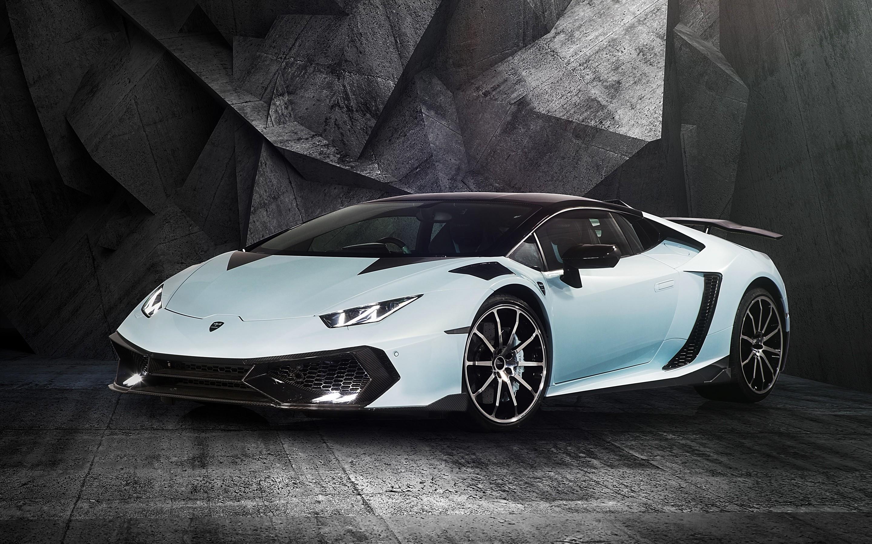 4K Lamborghini Huracan Mansory Tuning Anime Aerography City Car ...