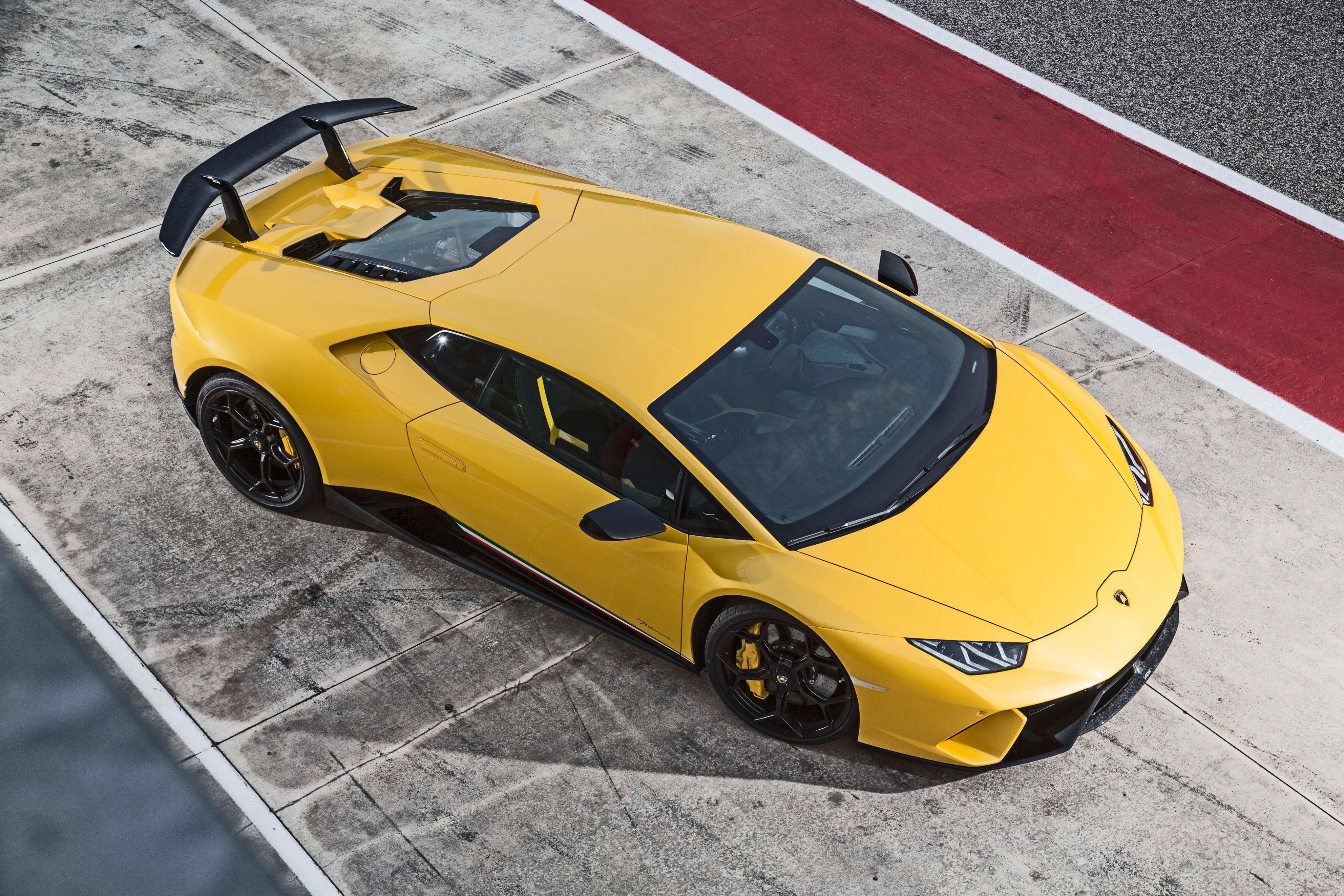 Lamborghini Huracan Performante 2018 Hd Cars 4k Wallpapers Images