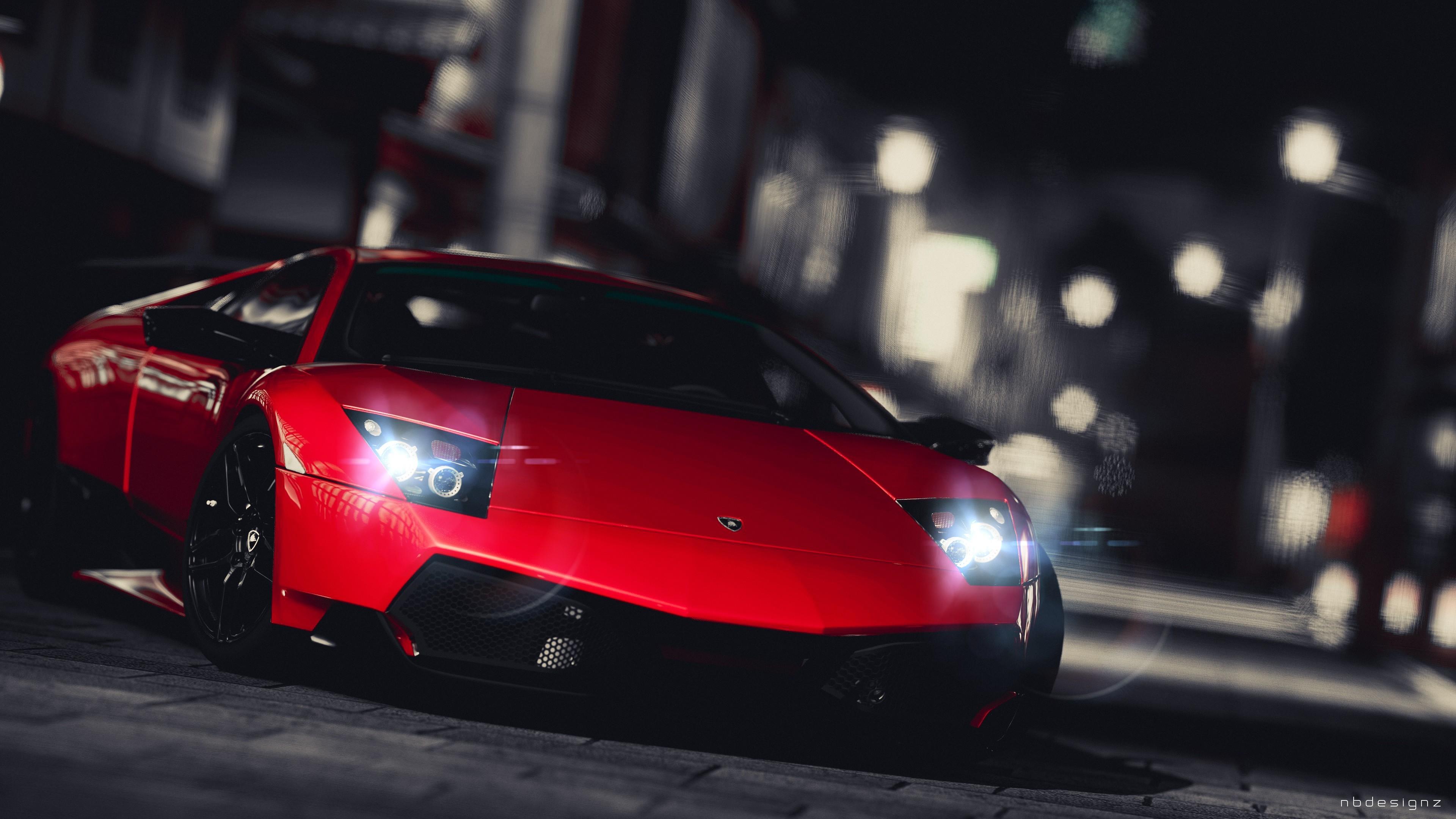 Lamborghini Murcielago Lp 670 4 Sv 4k Hd Cars 4k Wallpapers
