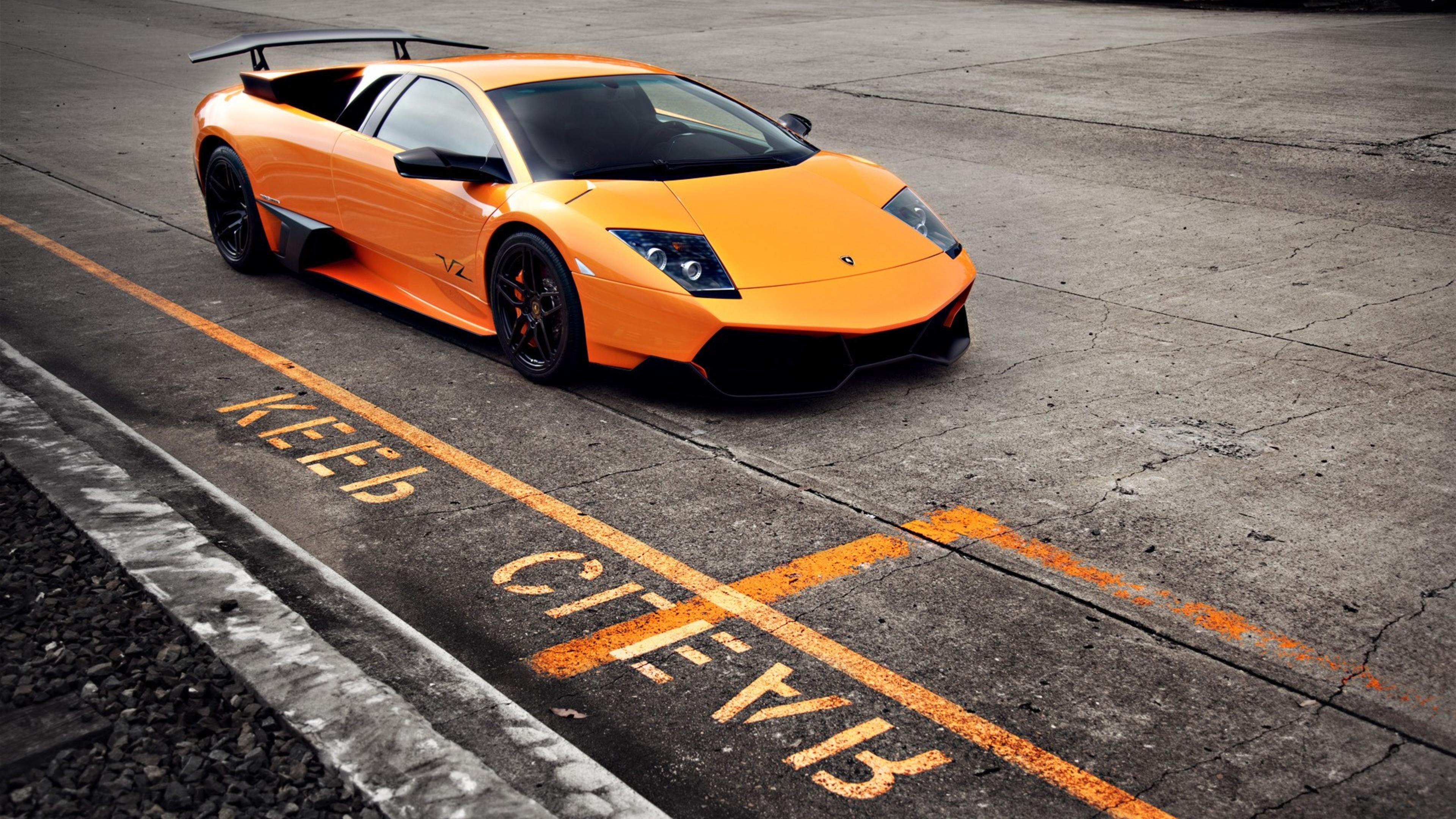 Awesome Lamborghini Murcielago LP670 HD
