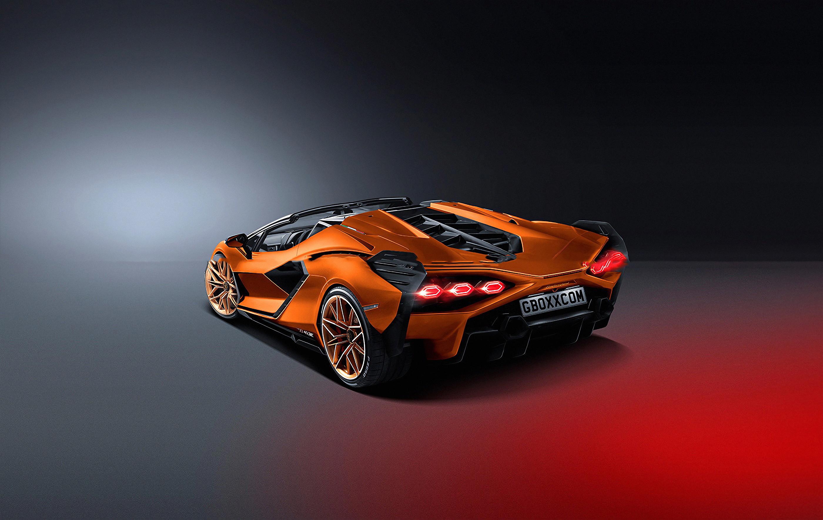 1125x2436 Lamborghini Sian 2019 New Iphone XS,Iphone 10