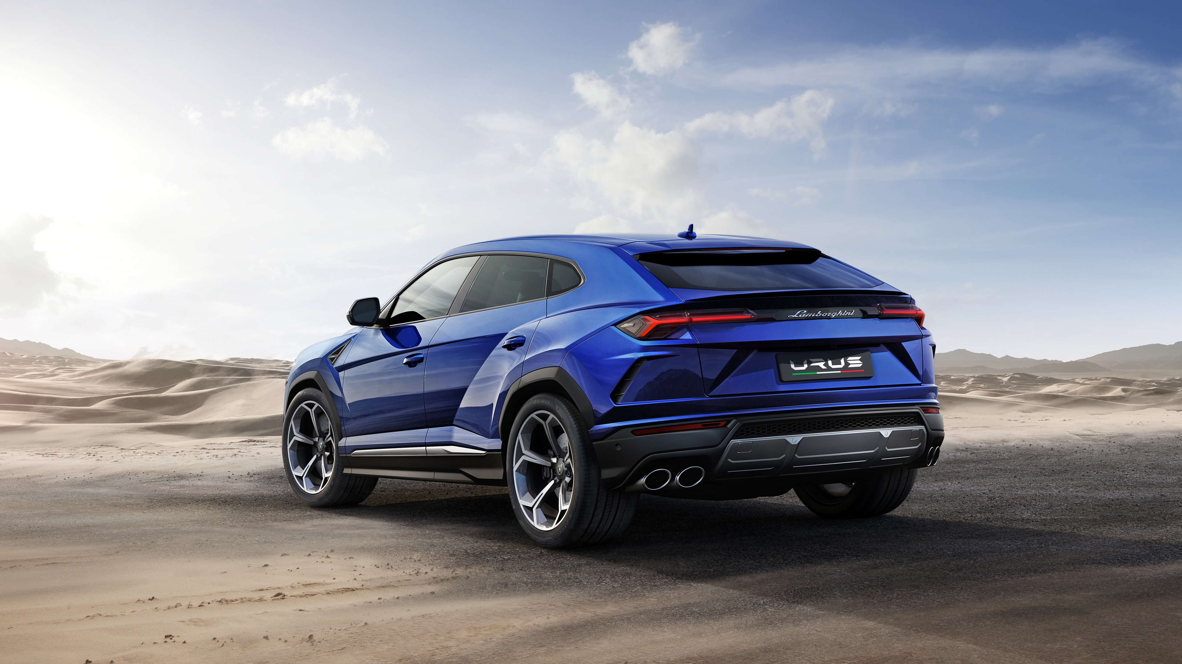 Lamborghini Urus Blue Color 4k, HD Cars, 4k Wallpapers