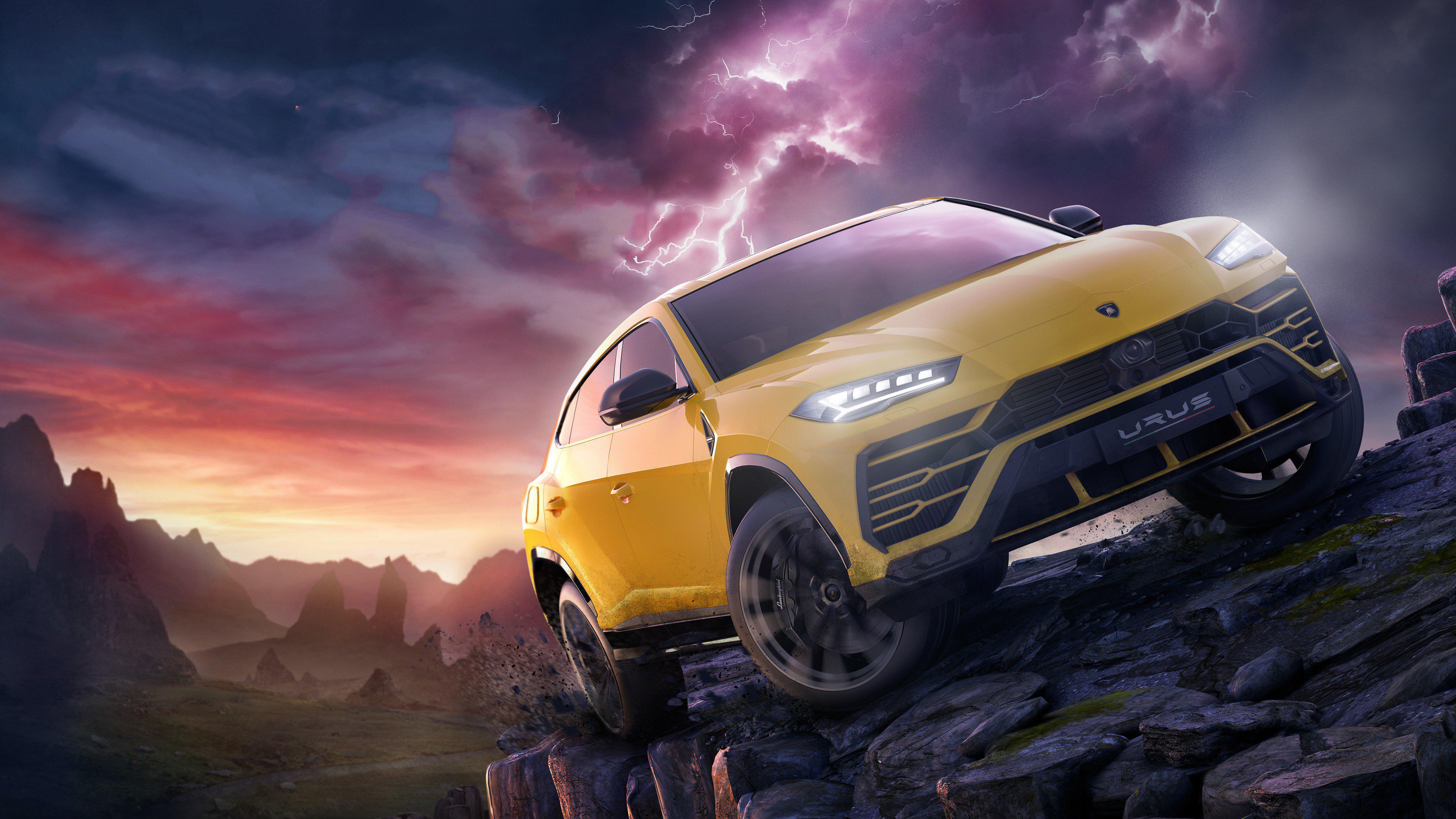 Lamborghini Urus Forza Horizon 4 Fortune Island Hd Games 4k