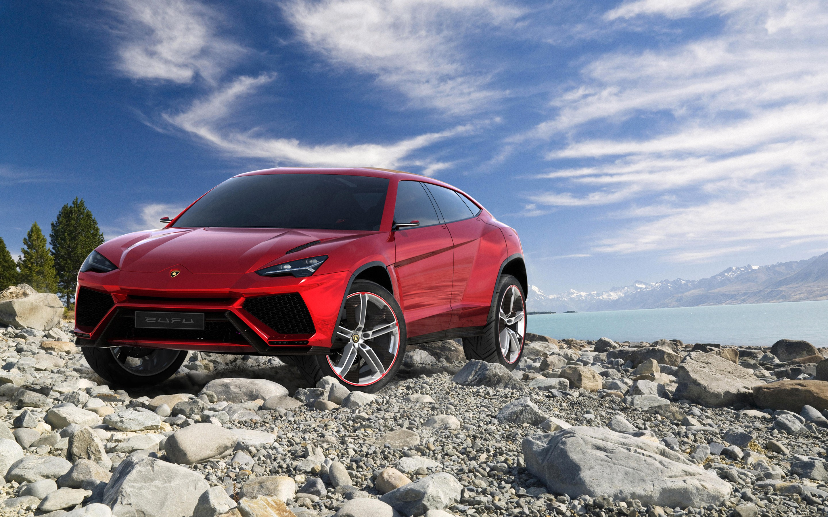 Lamborghini Urus SUV, HD Cars, 4k Wallpapers, Images