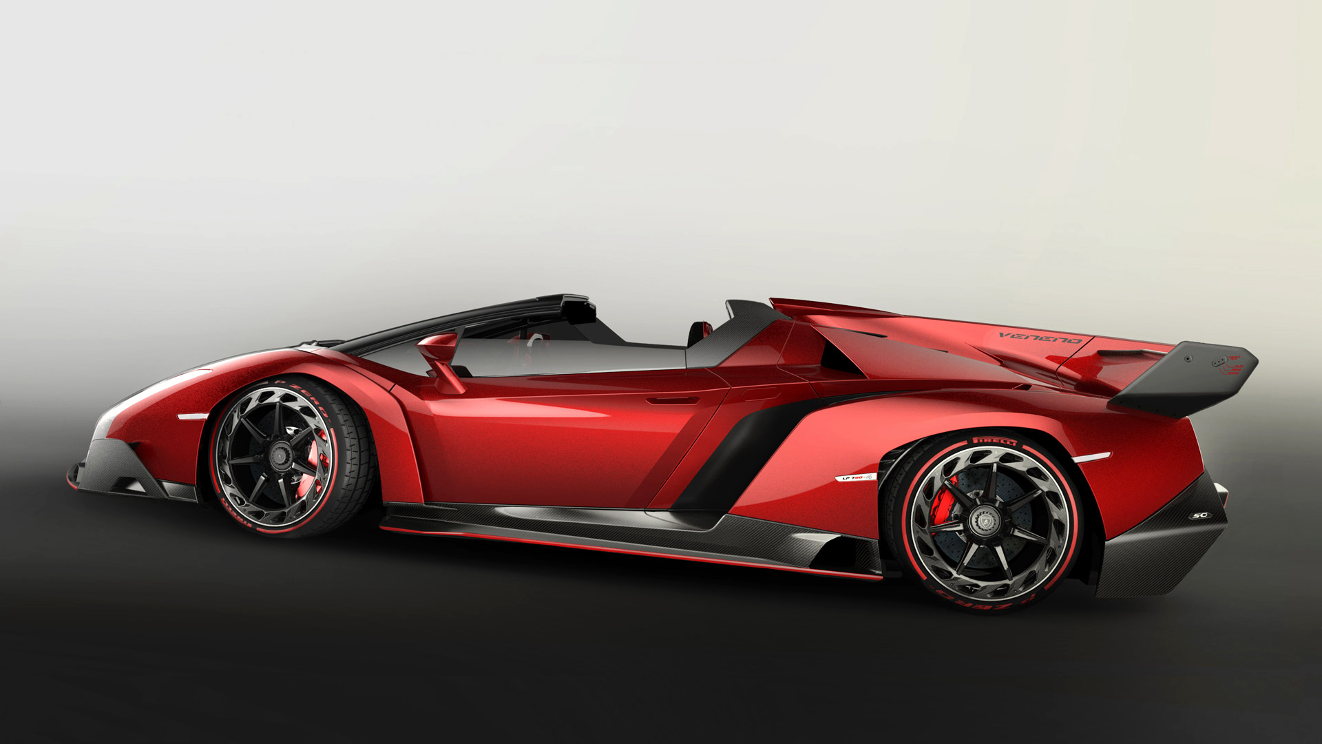 lamborghini veneno roadster 2016, hd cars, 4k wallpapers, images