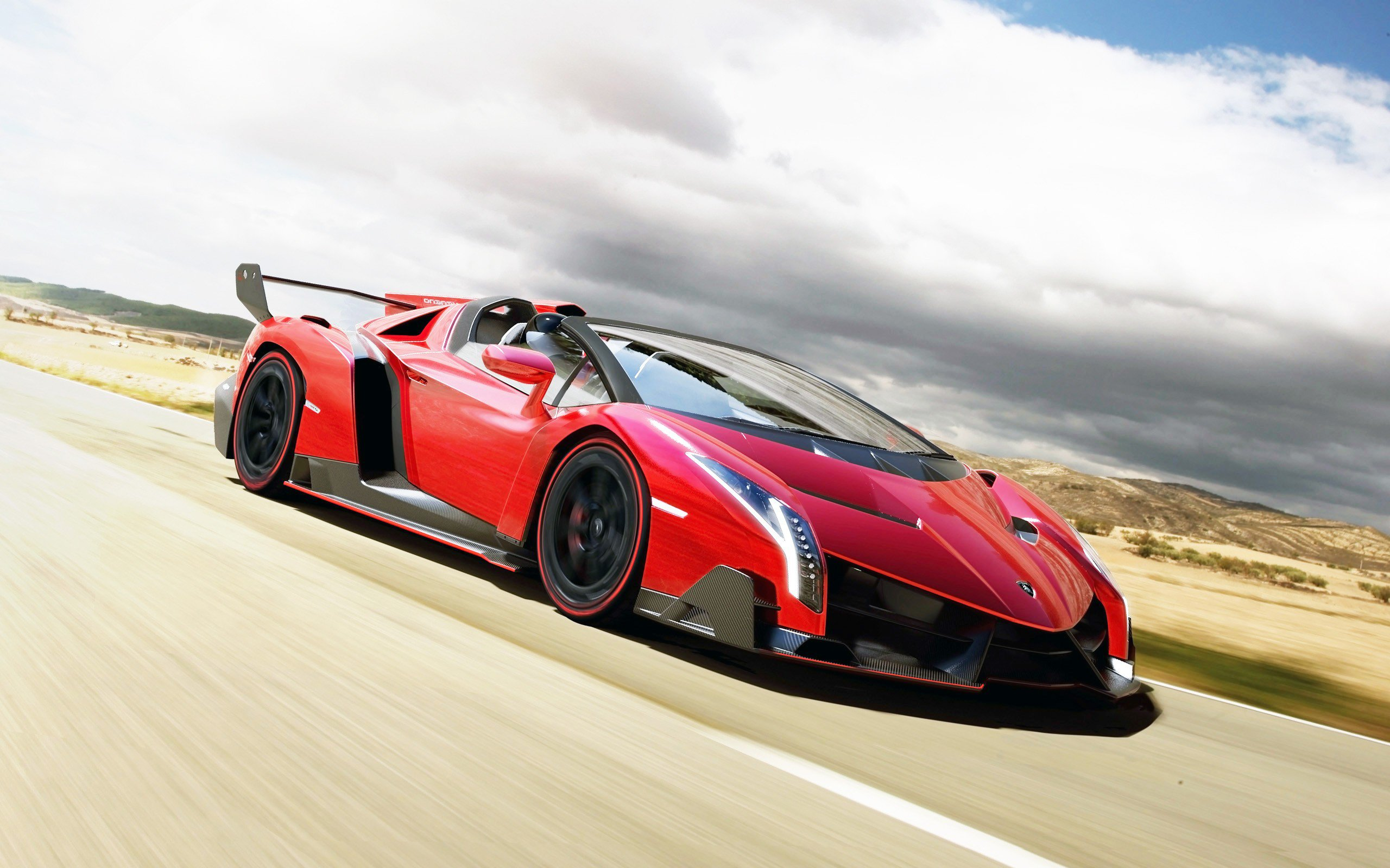 Lamborghini Veneno Wallpaper Gallery - Wallpaper And Free ...