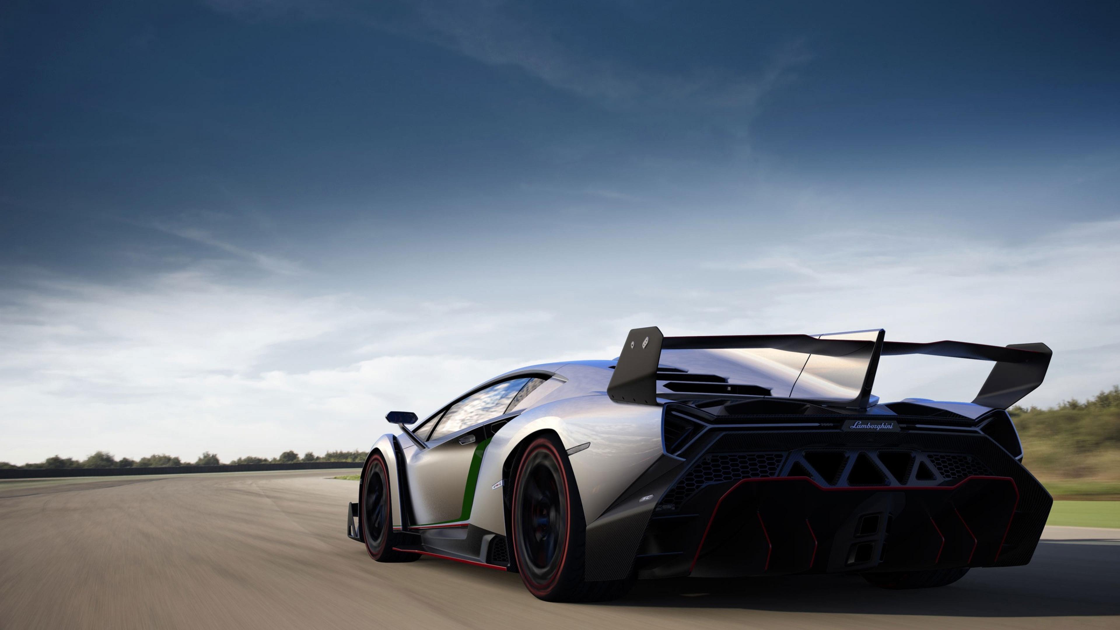 Etonnant Lamborghini Veneno Supercar 2