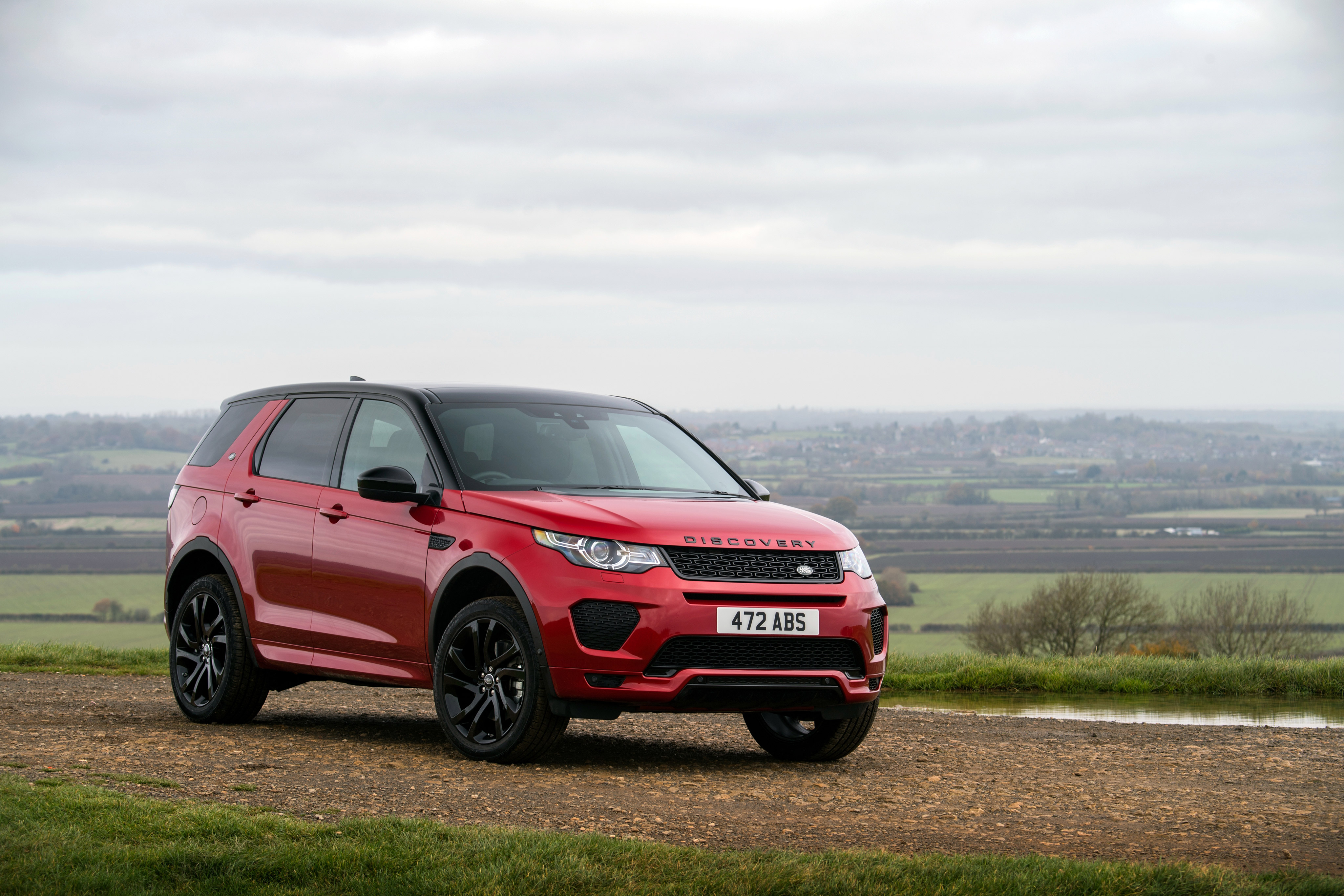Range Rover Sport Iphone Wallpaper: 640x1136 Land Rover Discovery Sport HSE Si4 Dynamic Lux