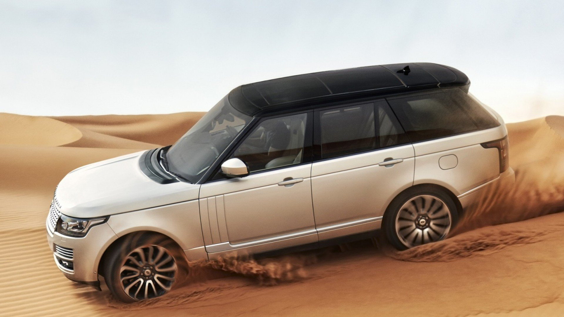 Land Rover In Desert, HD Cars, 4k Wallpapers, Images ...