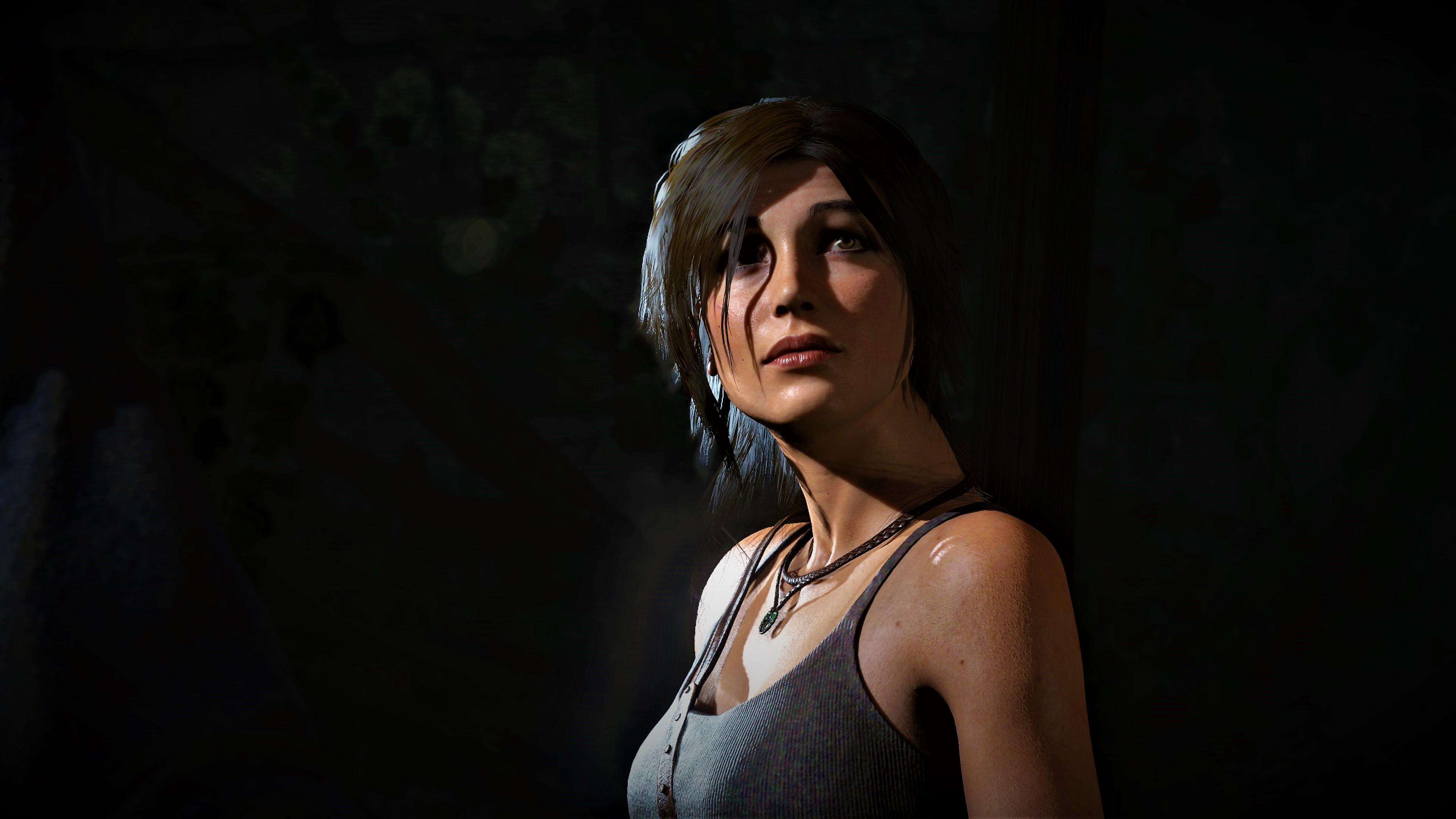 3840x2160 Lara Croft Tomb Raider Artwork 4k Hd 4k: 3840x2160 Lara Croft Rise Of The Tomb Raider 2017 4k HD 4k