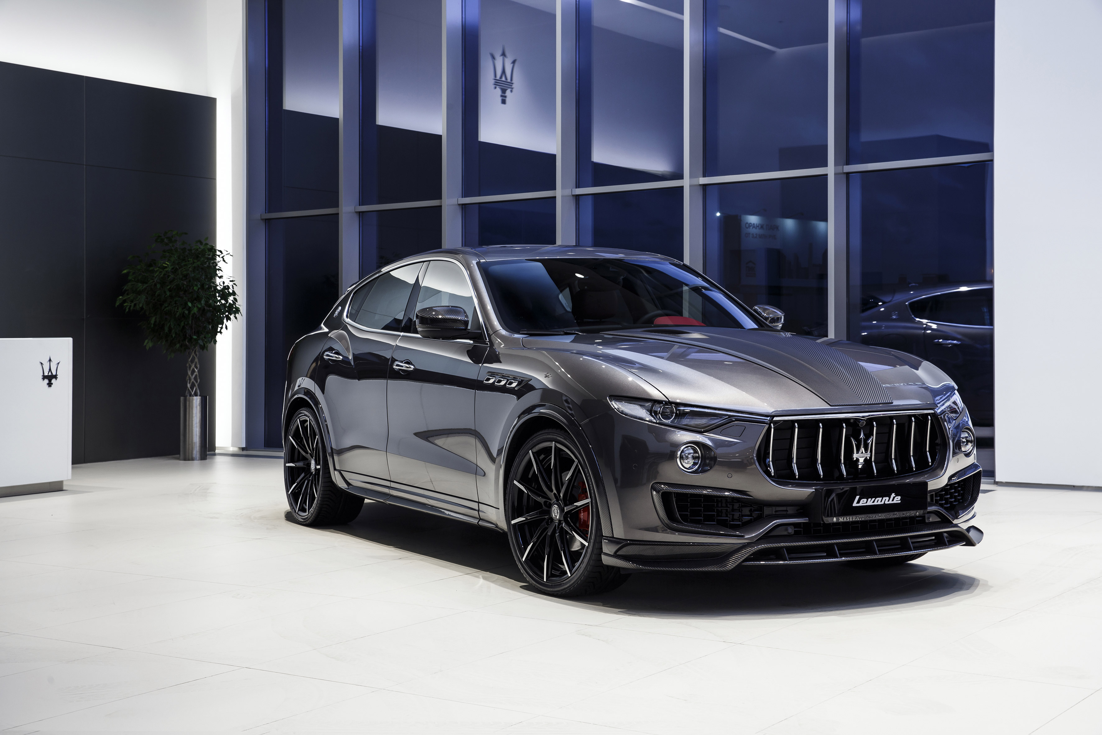 Larte design maserati levante 2017 hd cars 4k wallpapers images backgrounds photos and pictures - Maserati levante wallpaper ...