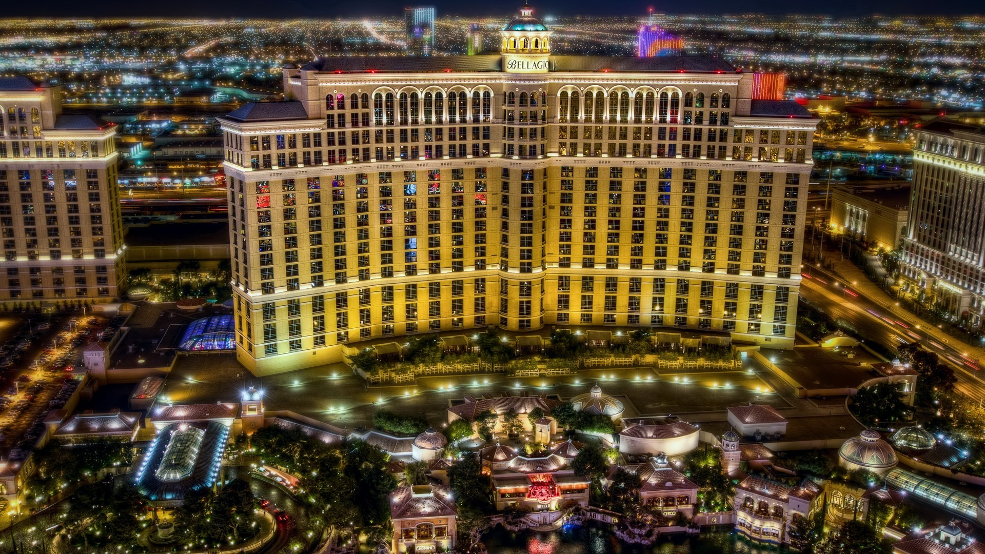 Las vegas hdr hd world 4k wallpapers images backgrounds photos and pictures - Las vegas wallpaper 4k ...