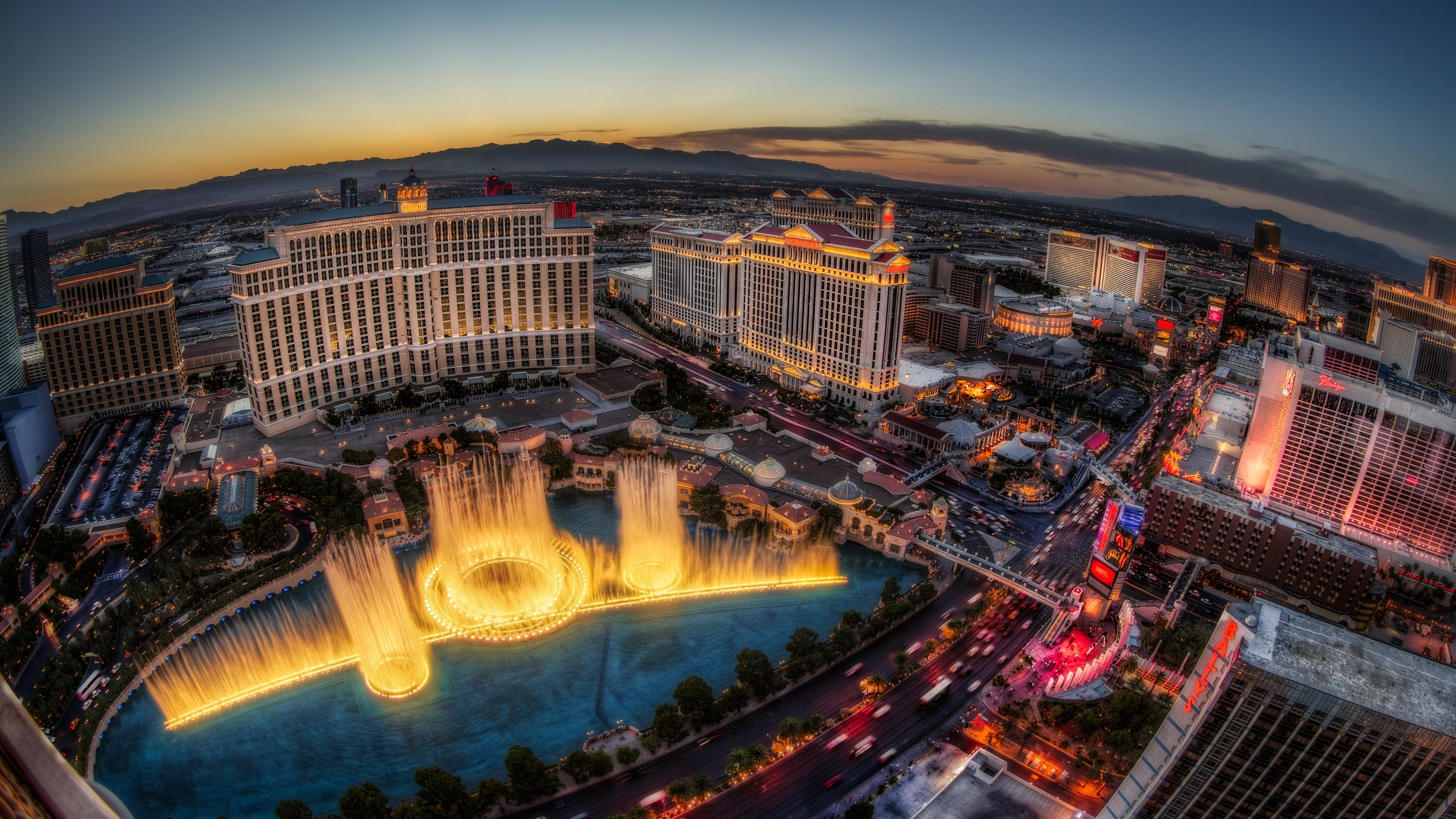 Las vegas hd world 4k wallpapers images backgrounds photos and pictures - Las vegas wallpaper 4k ...