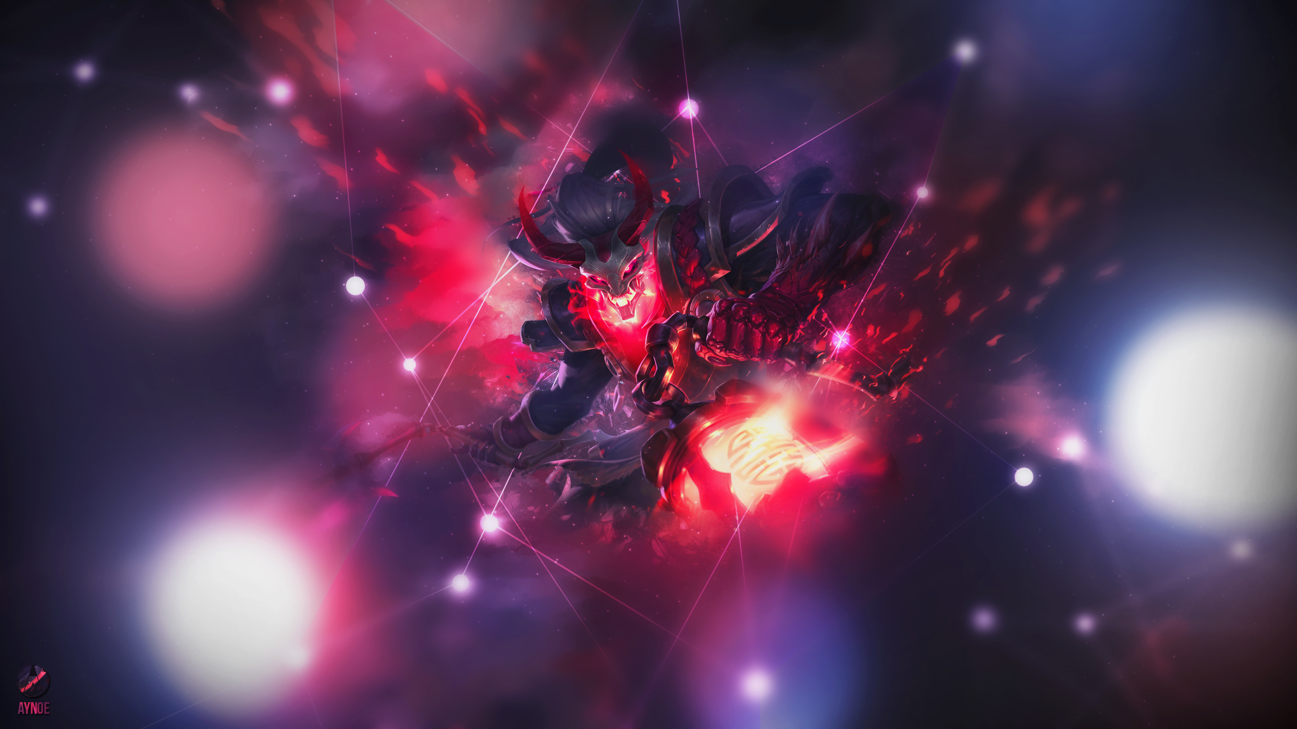 League Of Legends Thresh Hd Games 4k Wallpapers Images