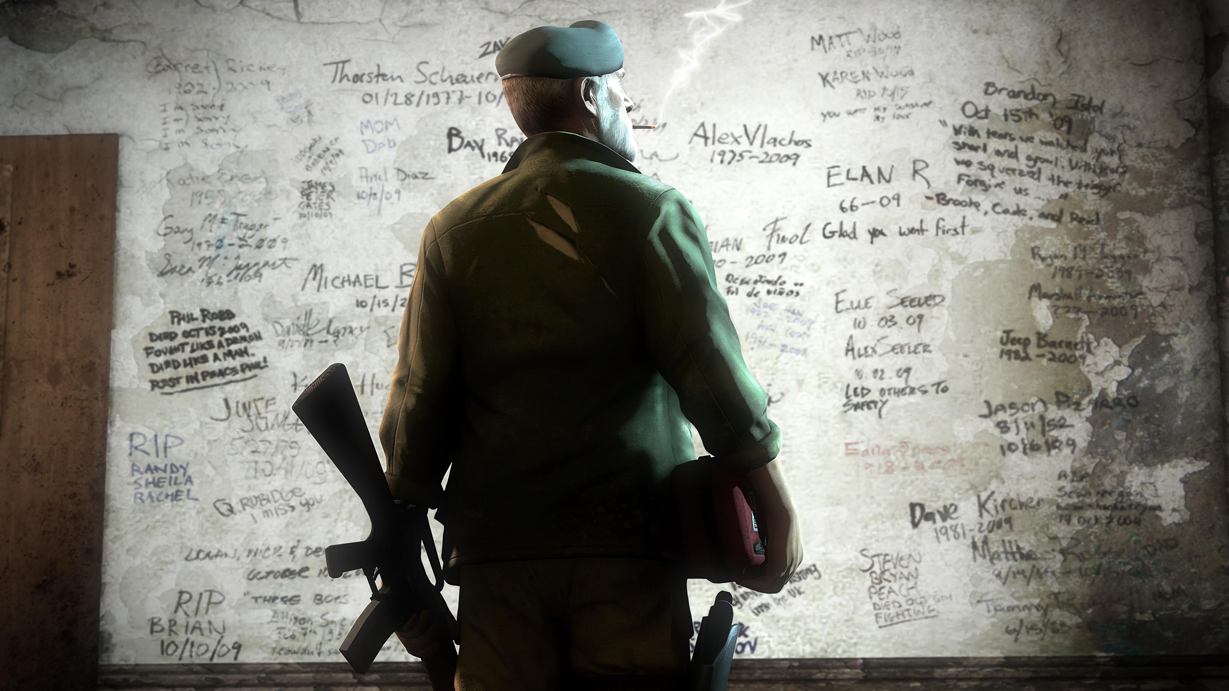 Left 4 Dead 4k Hd Games 4k Wallpapers Images Backgrounds