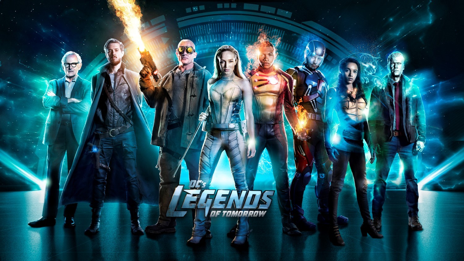 Dc S Legends Of Tomorrow Wallpaper And Background Image: Legends Of Tomorrow Season 3, HD Tv Shows, 4k Wallpapers