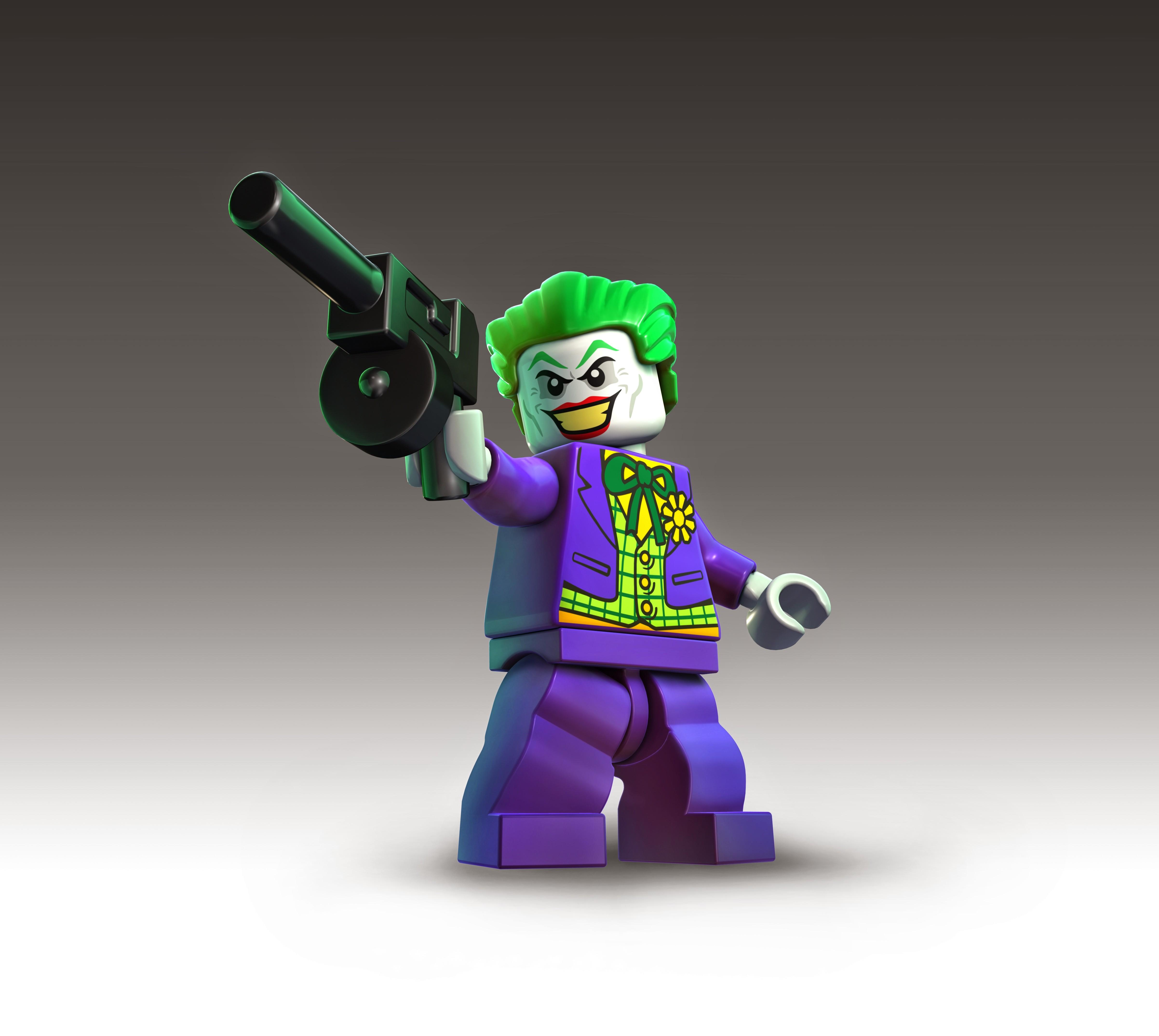 Lego Joker, HD Superheroes, 4k Wallpapers, Images ...