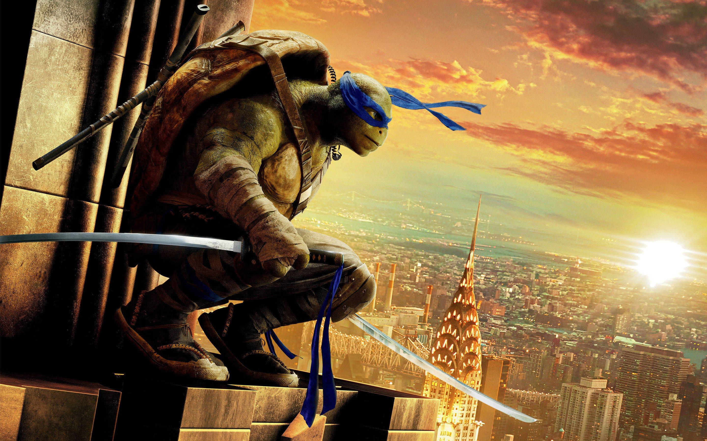 Leonardo teenage mutant ninja turtles out of the shadows hd movies 4k wallpapers images - Ninja turtles wallpaper ...