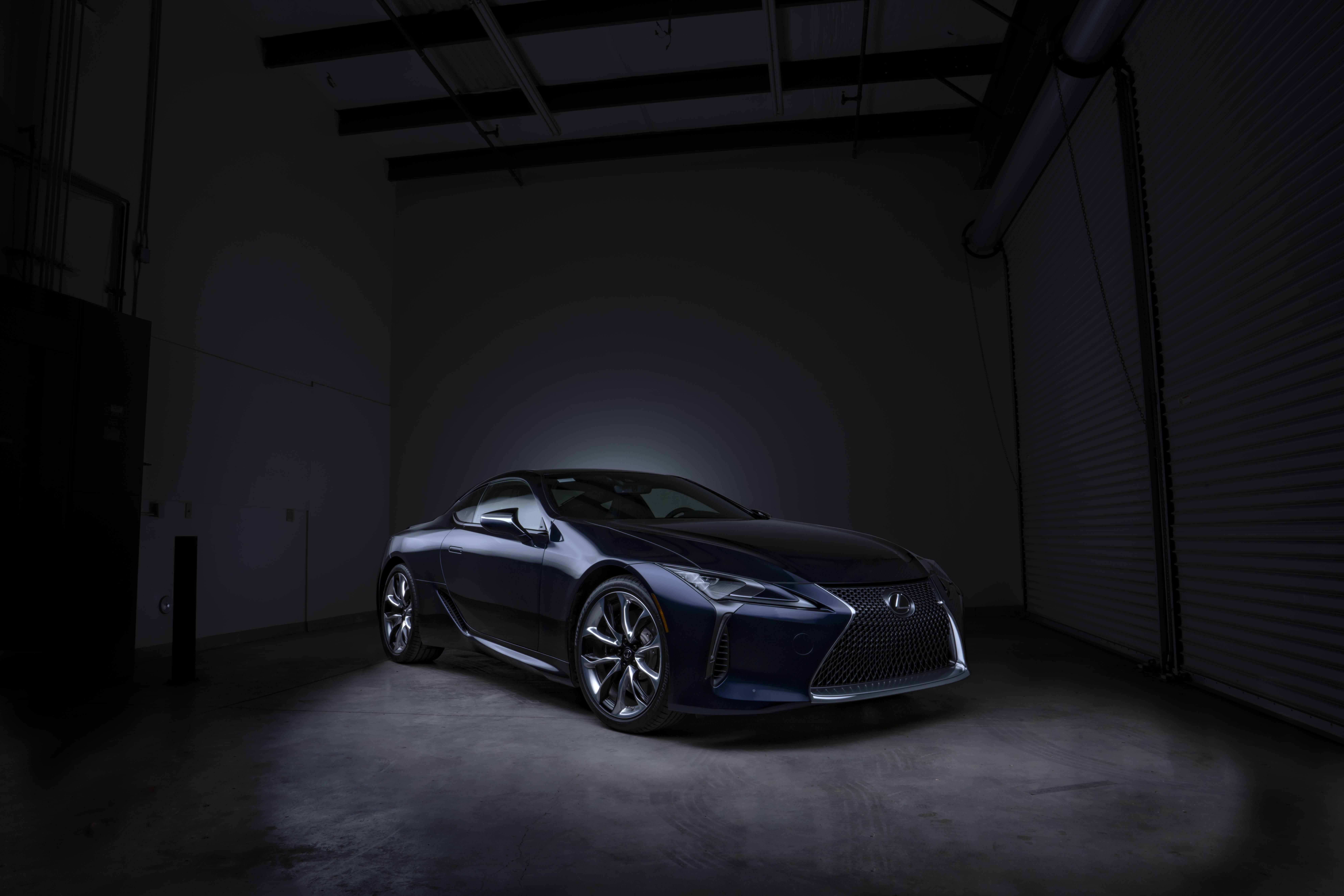 Lexus Black Panther LC 500 Photoshoot, HD Cars, 4k ...