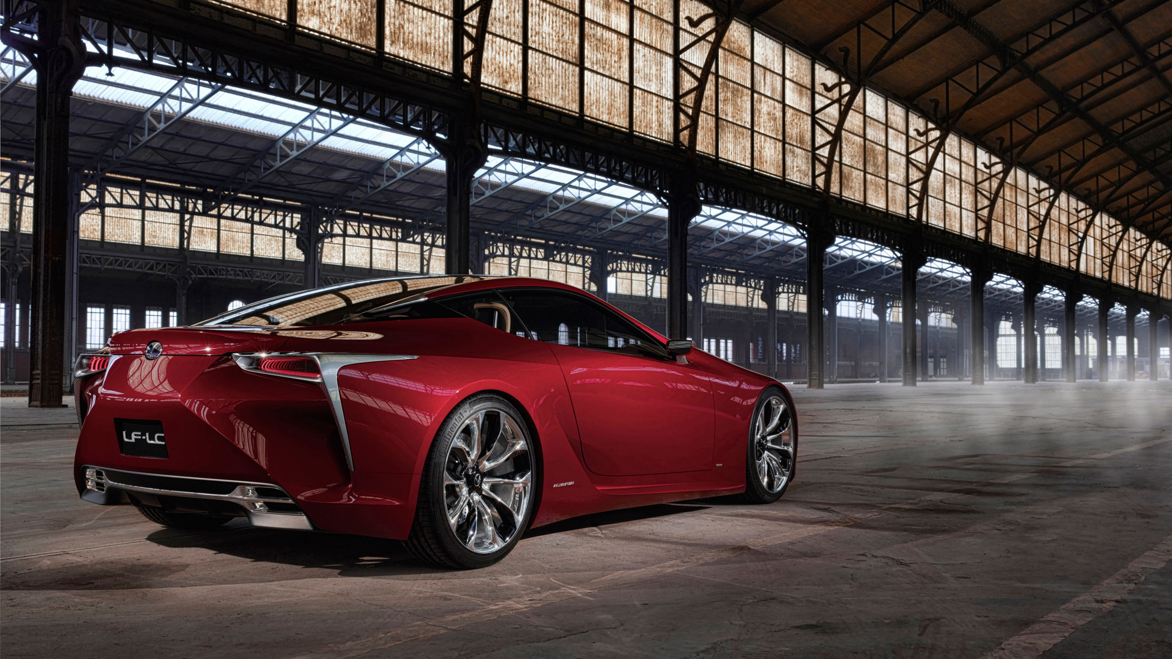Lexus LF LC Concept Car, HD Cars, 4k Wallpapers, Images ...