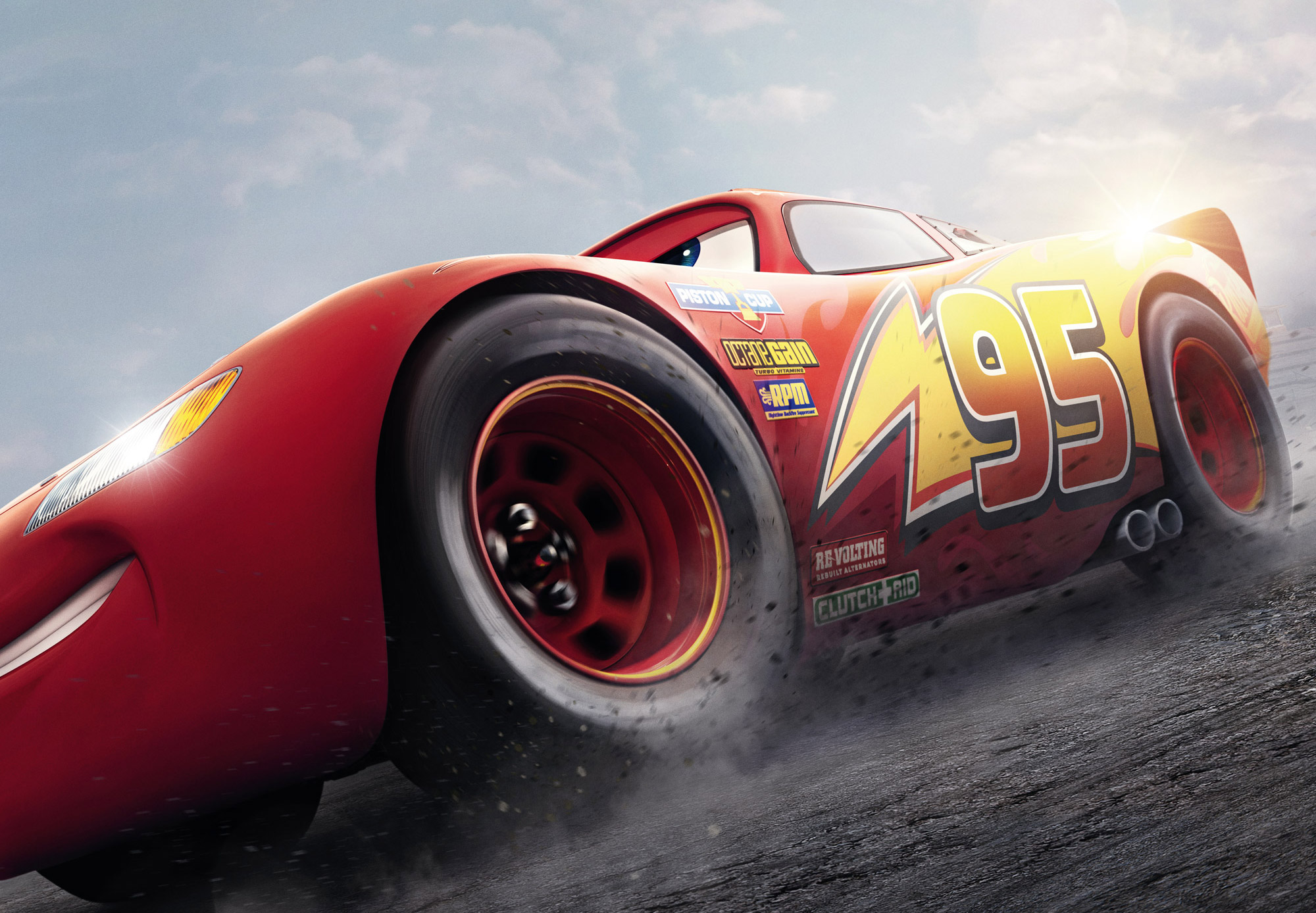 Lightning mcqueen cars 3 hd hd movies 4k wallpapers - Cars 3 wallpaper ...