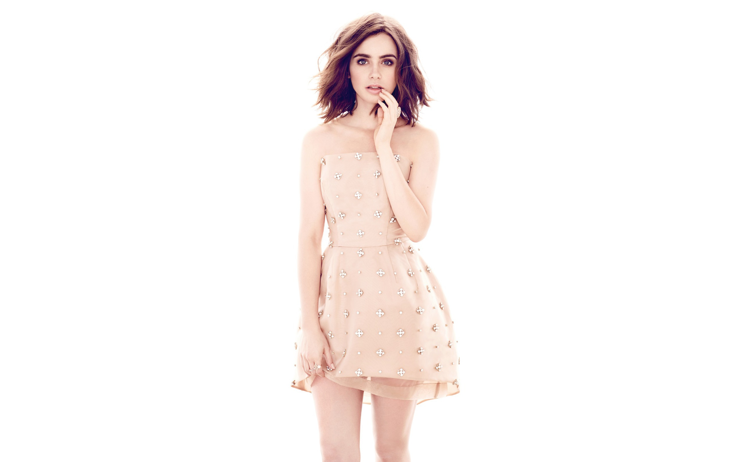 lily collins 2017, hd celebrities, 4k wallpapers, images