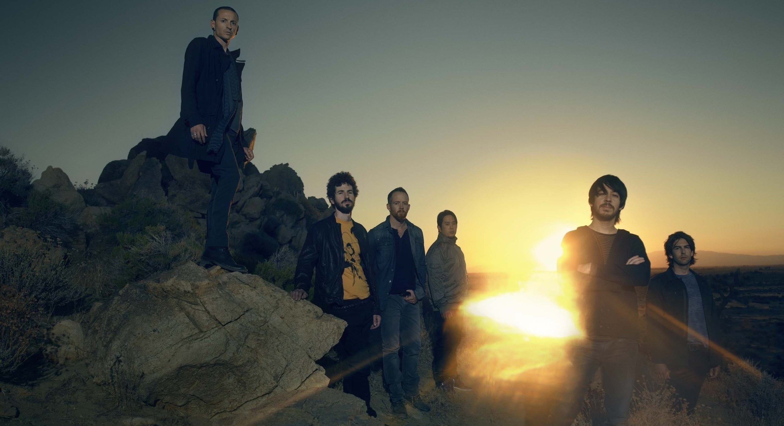 Linkin Park Music Band, HD Music, 4k Wallpapers, Images