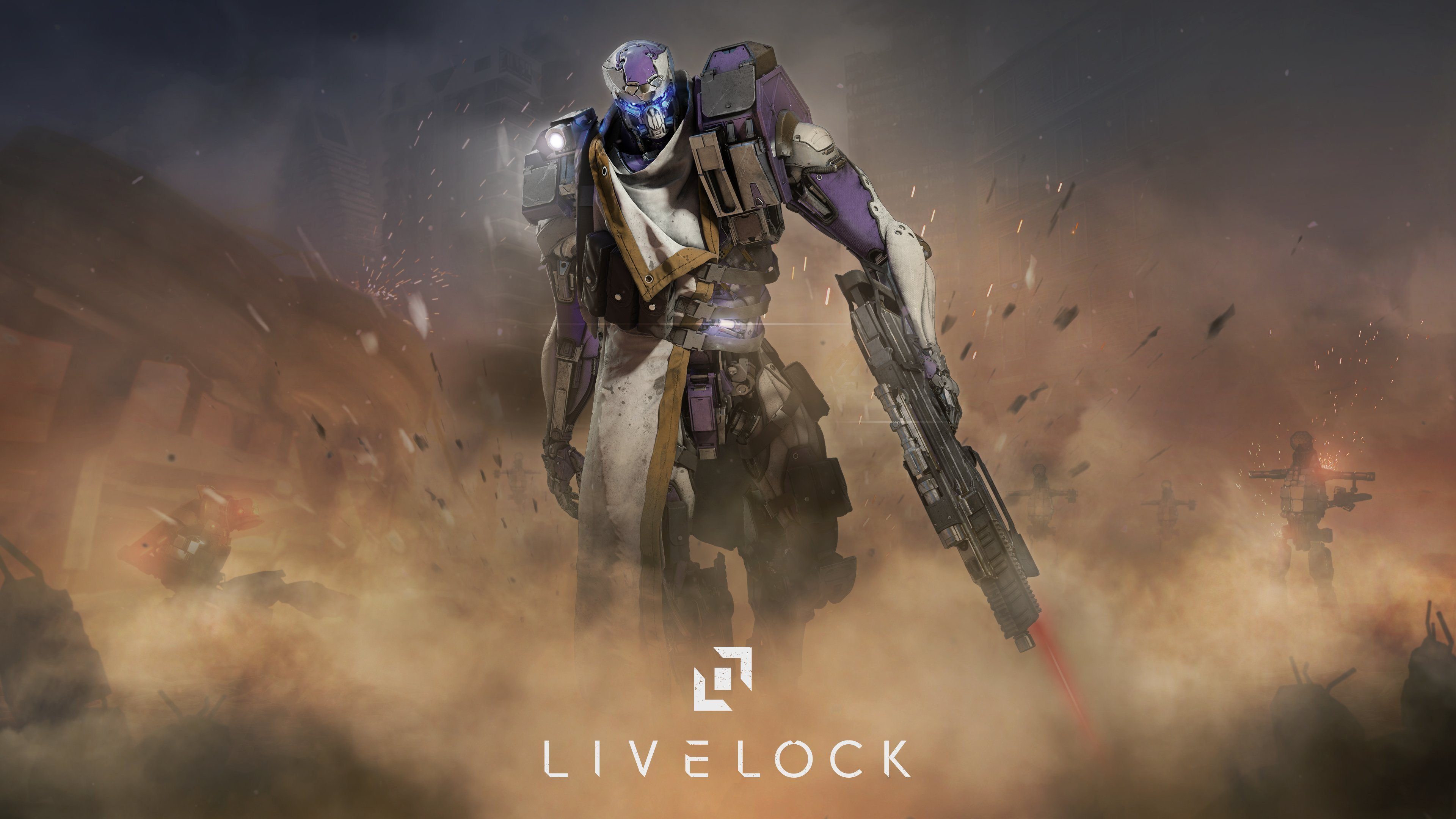Livelock Ps4 Game