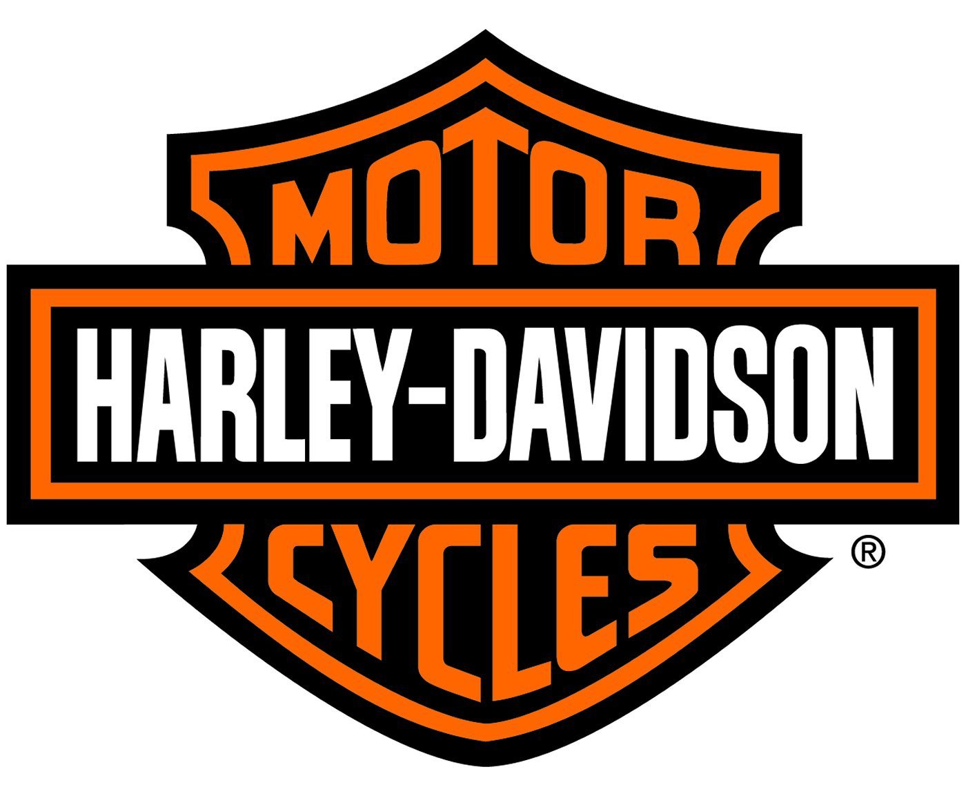 Harley Davidson Logo Wallpaper: Logo Harley Davidson Motor Cycles, HD Bikes, 4k Wallpapers