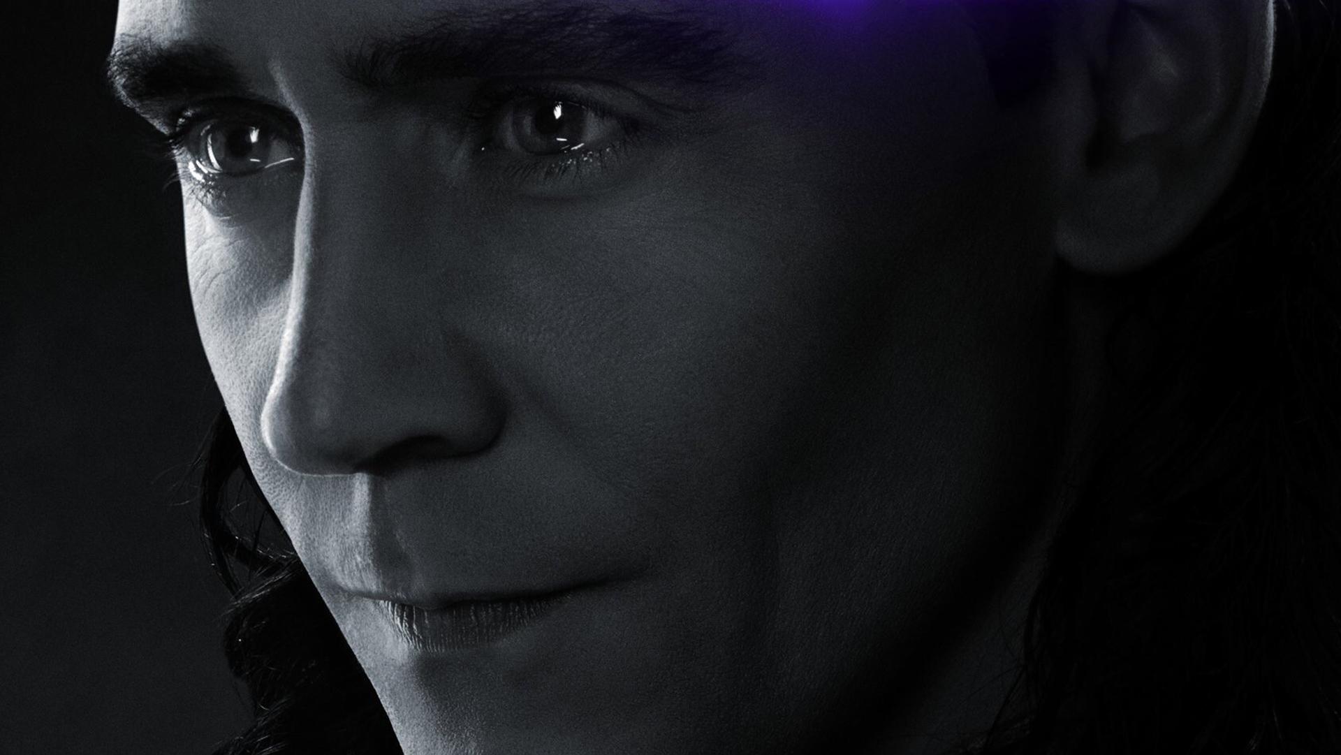 Movie Poster 2019: Loki Avengers Endgame 2019 Poster, HD Movies, 4k