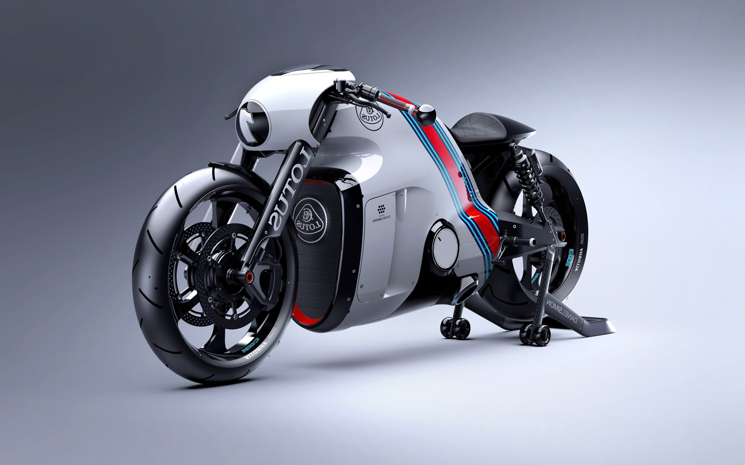 Beautiful Lotus Motorcycles