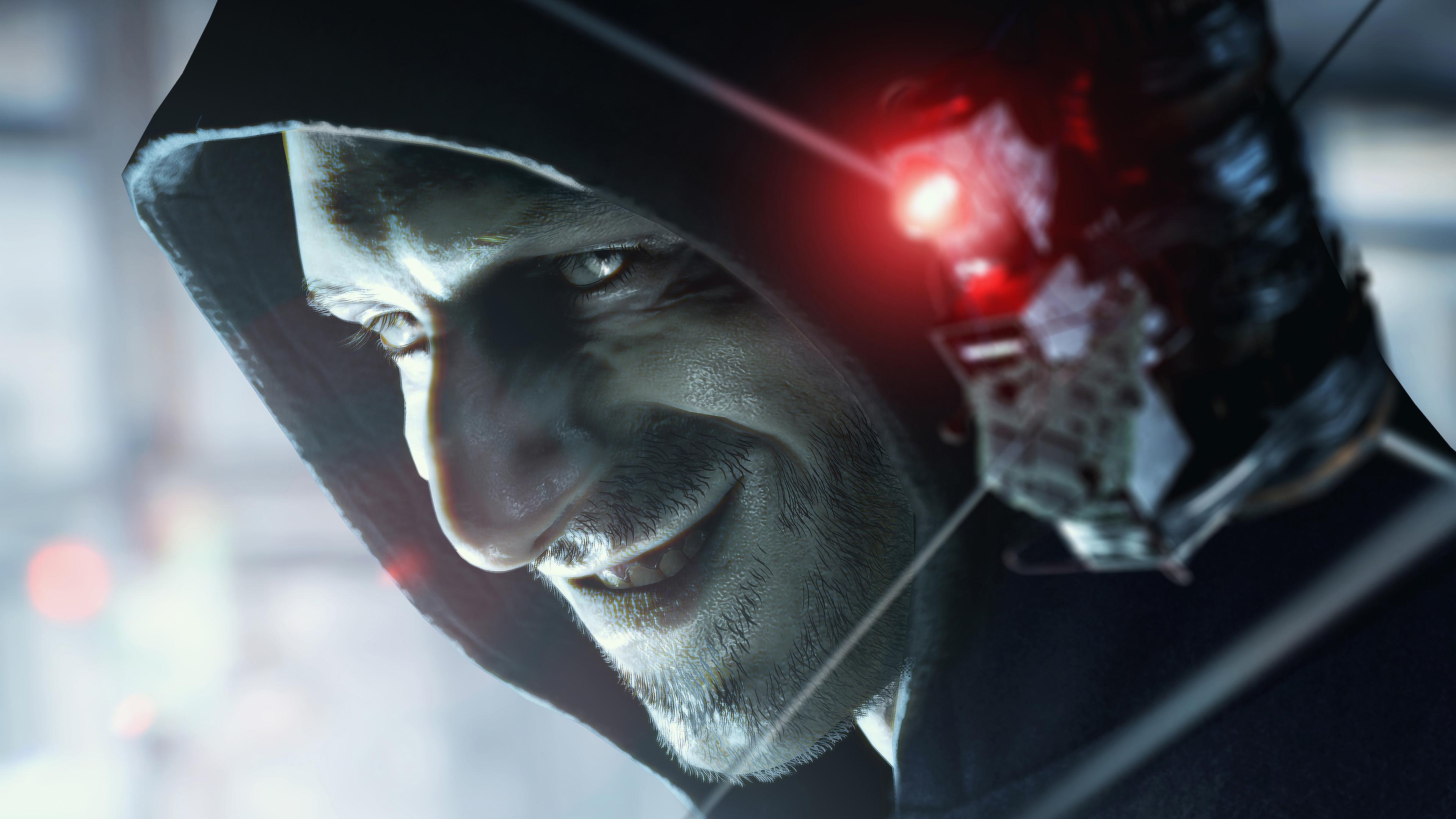 Resident Evil 7 Hd Wallpaper: Lucas Baker Resident Evil 7 Biohazard 4k, HD Games, 4k