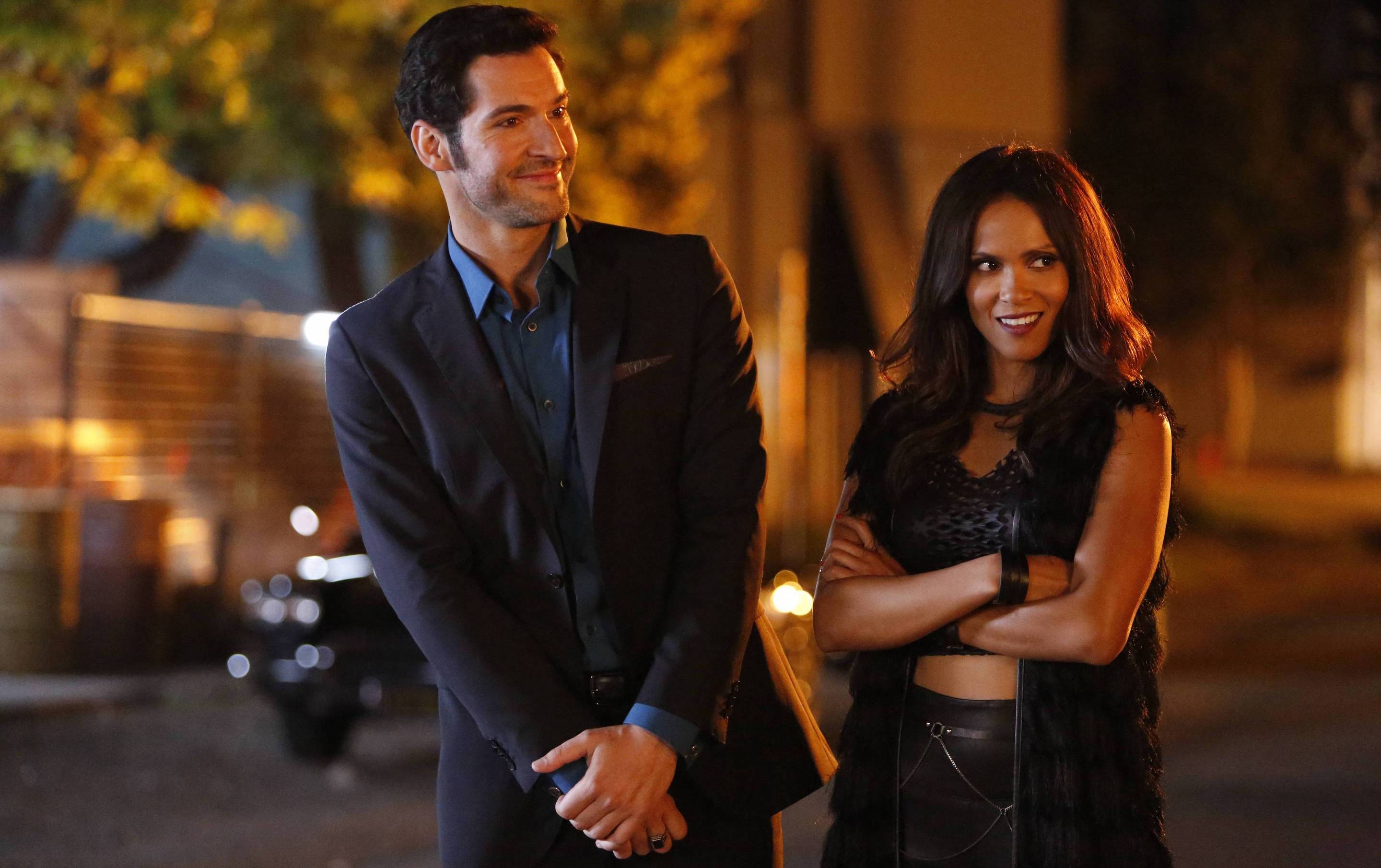 Lucifer Wallpaper 4k: Lucifer And Mazikeen, HD Tv Shows, 4k Wallpapers, Images