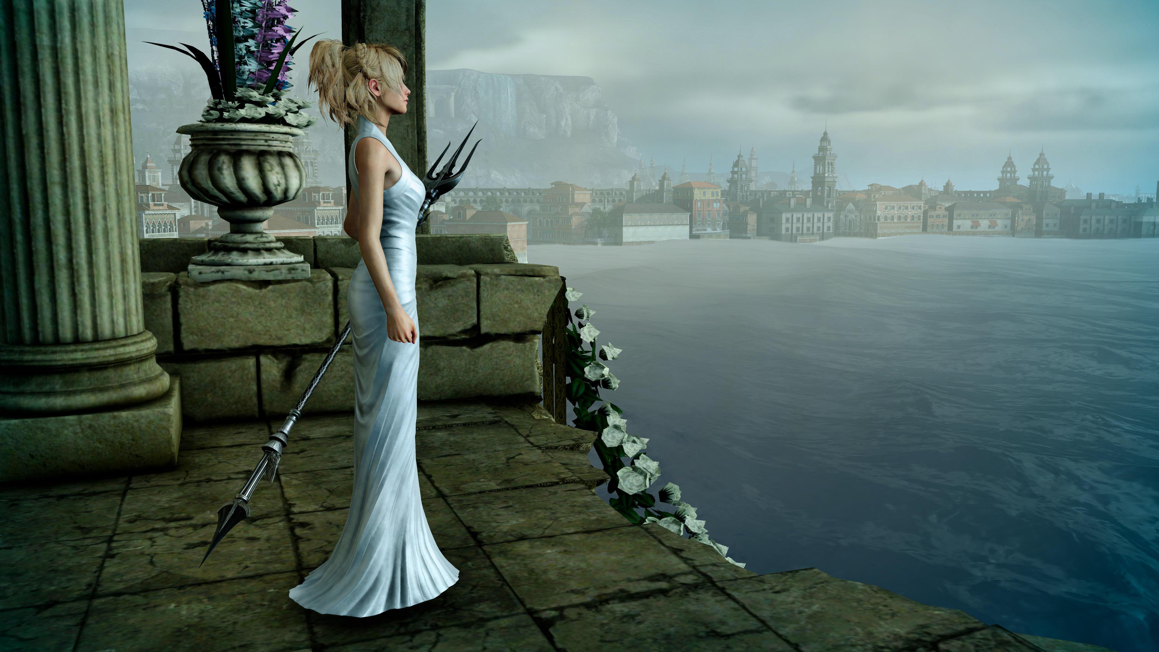 Final Fantasy Xv Wallpaper 4k: 2560x1080 Luna Final Fantasy XV 4k 2560x1080 Resolution HD